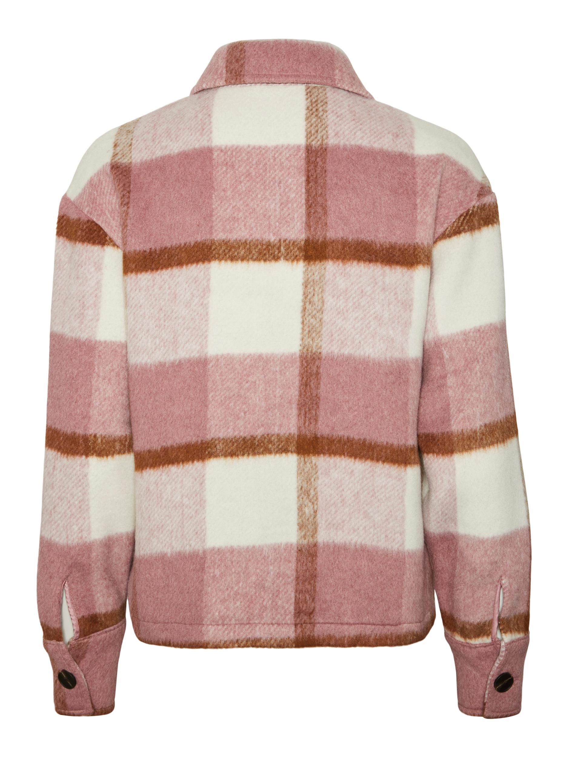 Vero Moda Pernille jakke, mesa rose, small