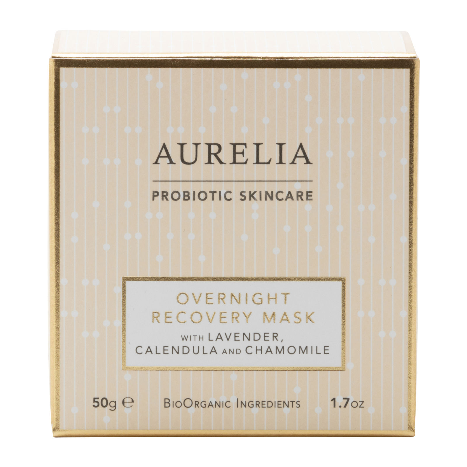 Aurelia Overnight Recovery Mask, 50 g