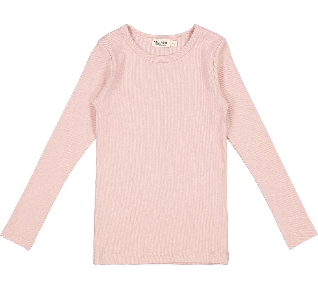MarMar Plain LS t-shirt, quartz, 110