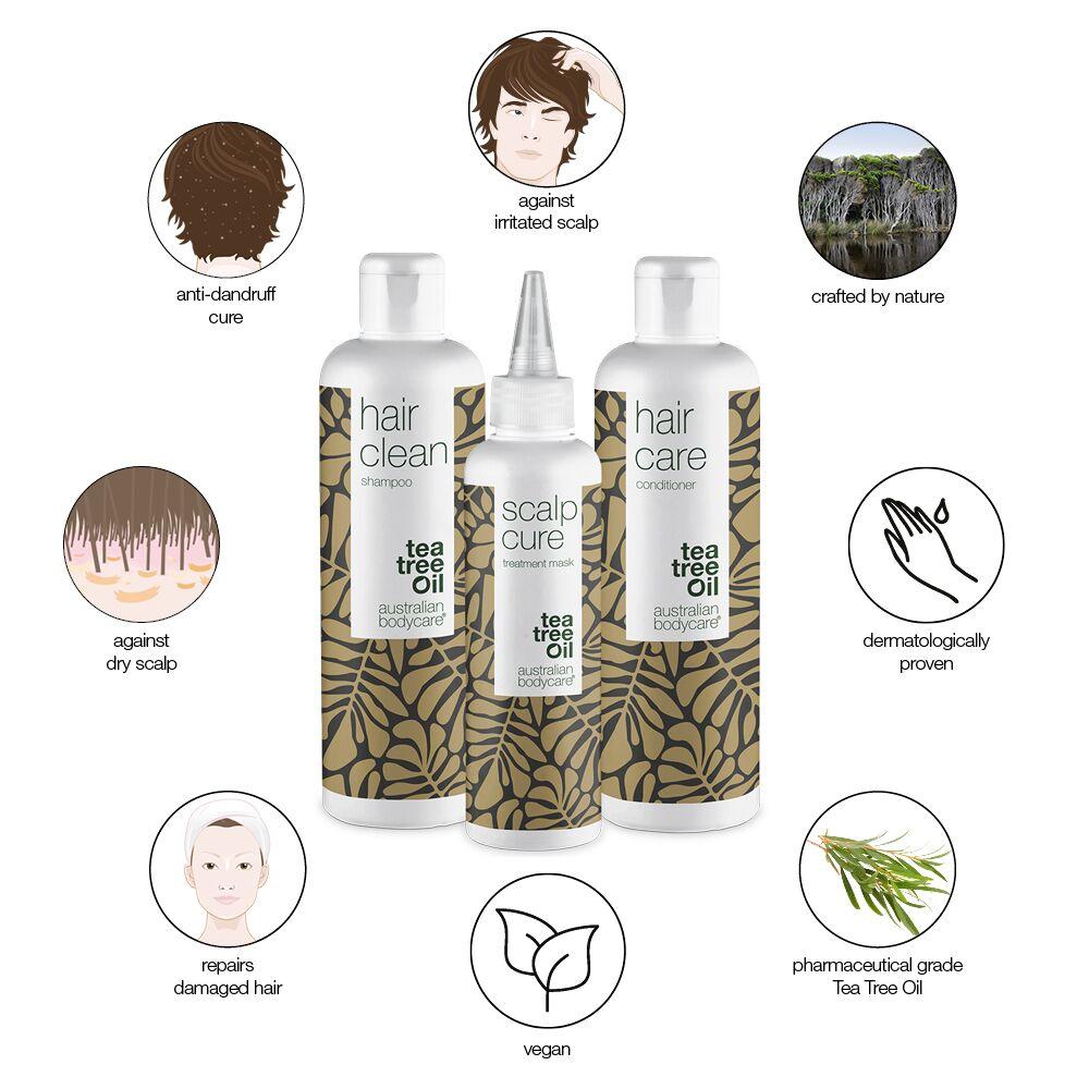 Australian Bodycare Hair Care Set