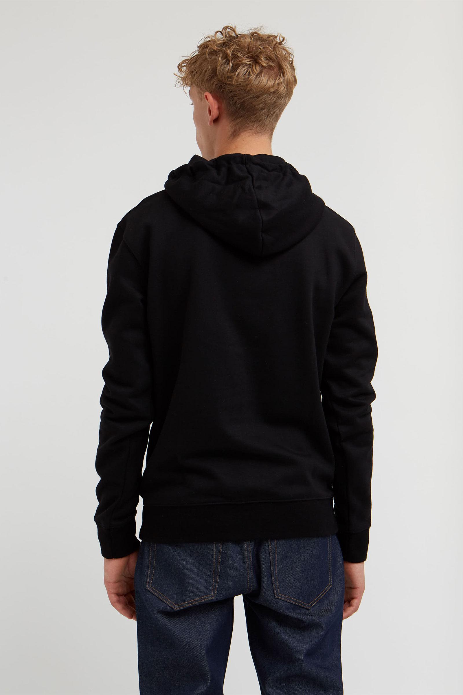 Wood Wood Ian hoodie, black, x-small