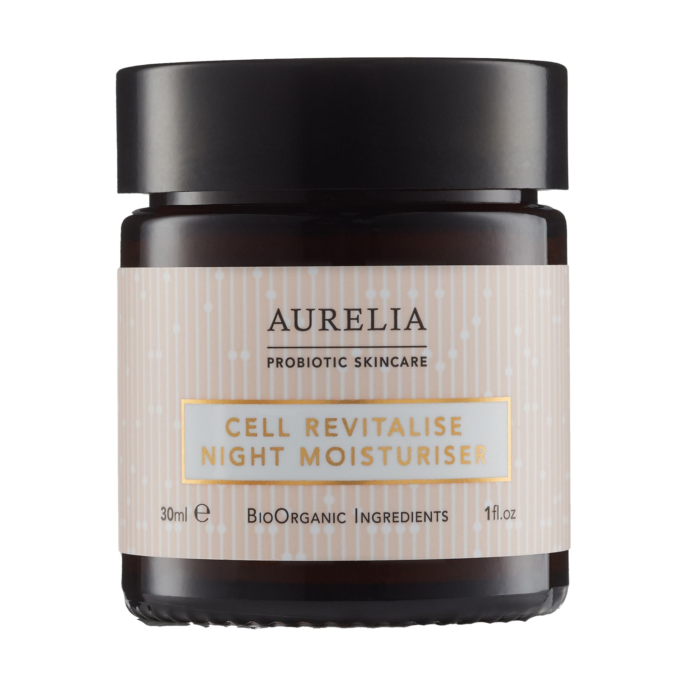 Aurelia Cell Revitalise Night Moisturiser, 30 ml