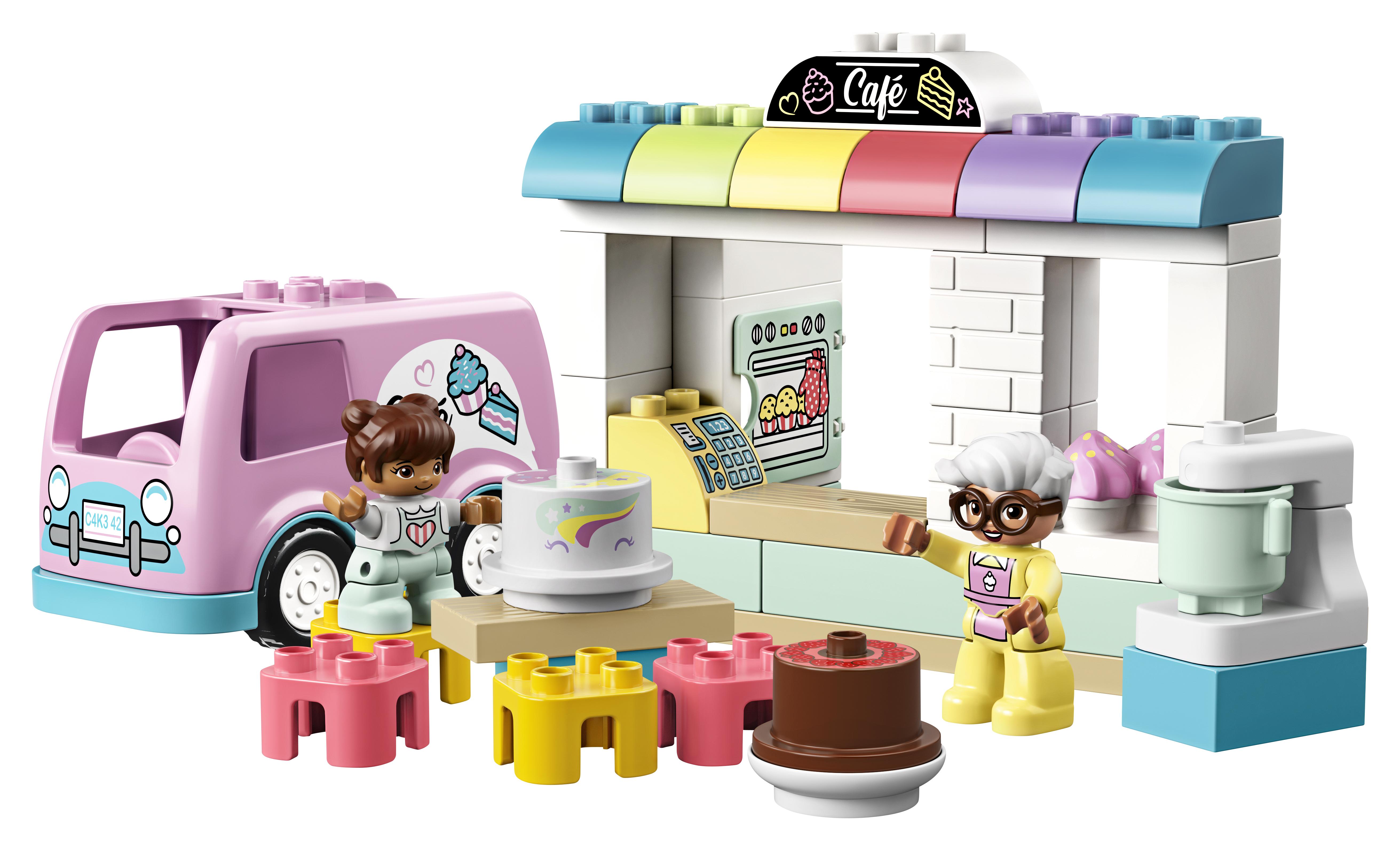 LEGO DUPLO Bageri - 10928