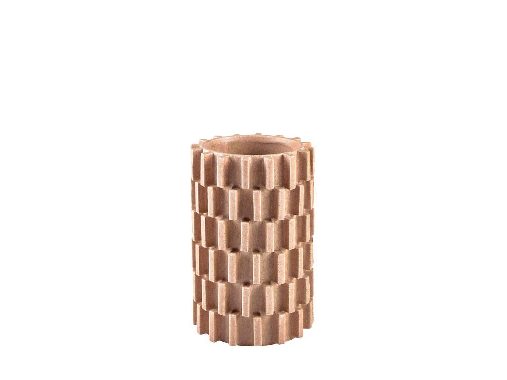 Villa Collection vase, 20,3 cm, nude