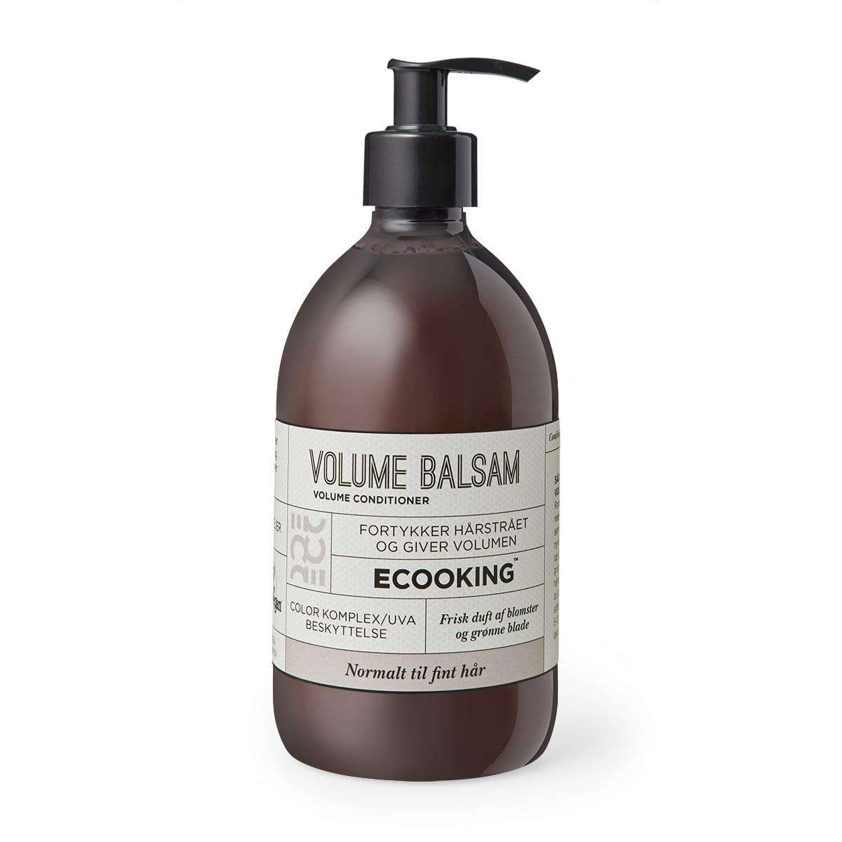Ecooking Volume Balsam, 500 ml
