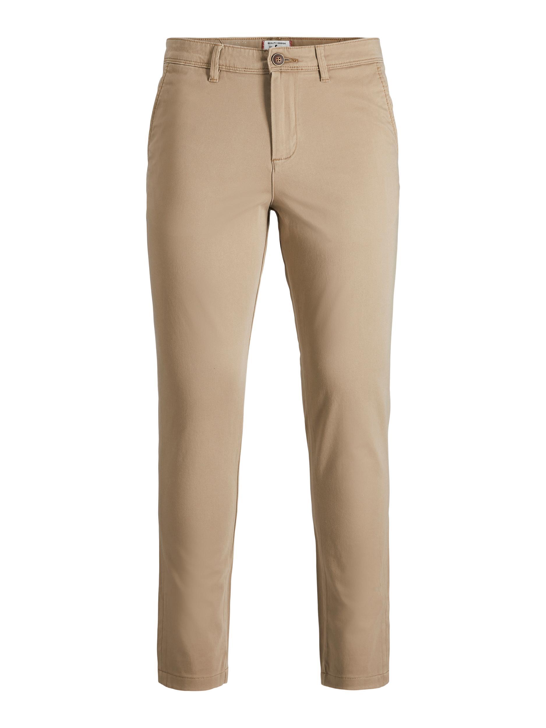 Jack & Jones Marco Bowie bukser, beige, 158