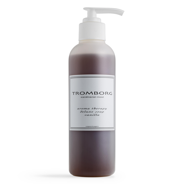 Tromborg Aroma Therapy Deluxe Soap, vanilla, 200 ml