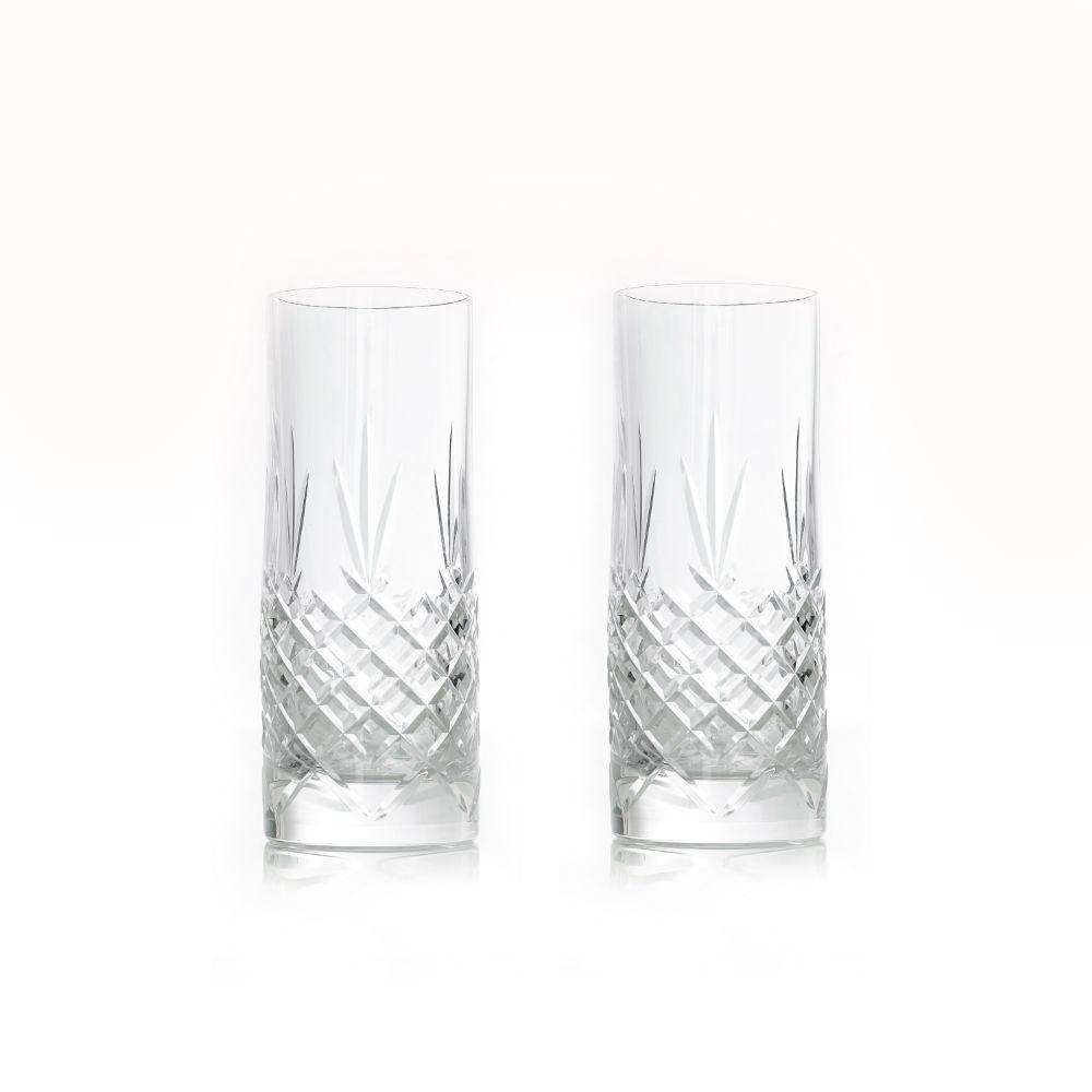 Frederik Bagger Crispy Highball glas, 2 stk