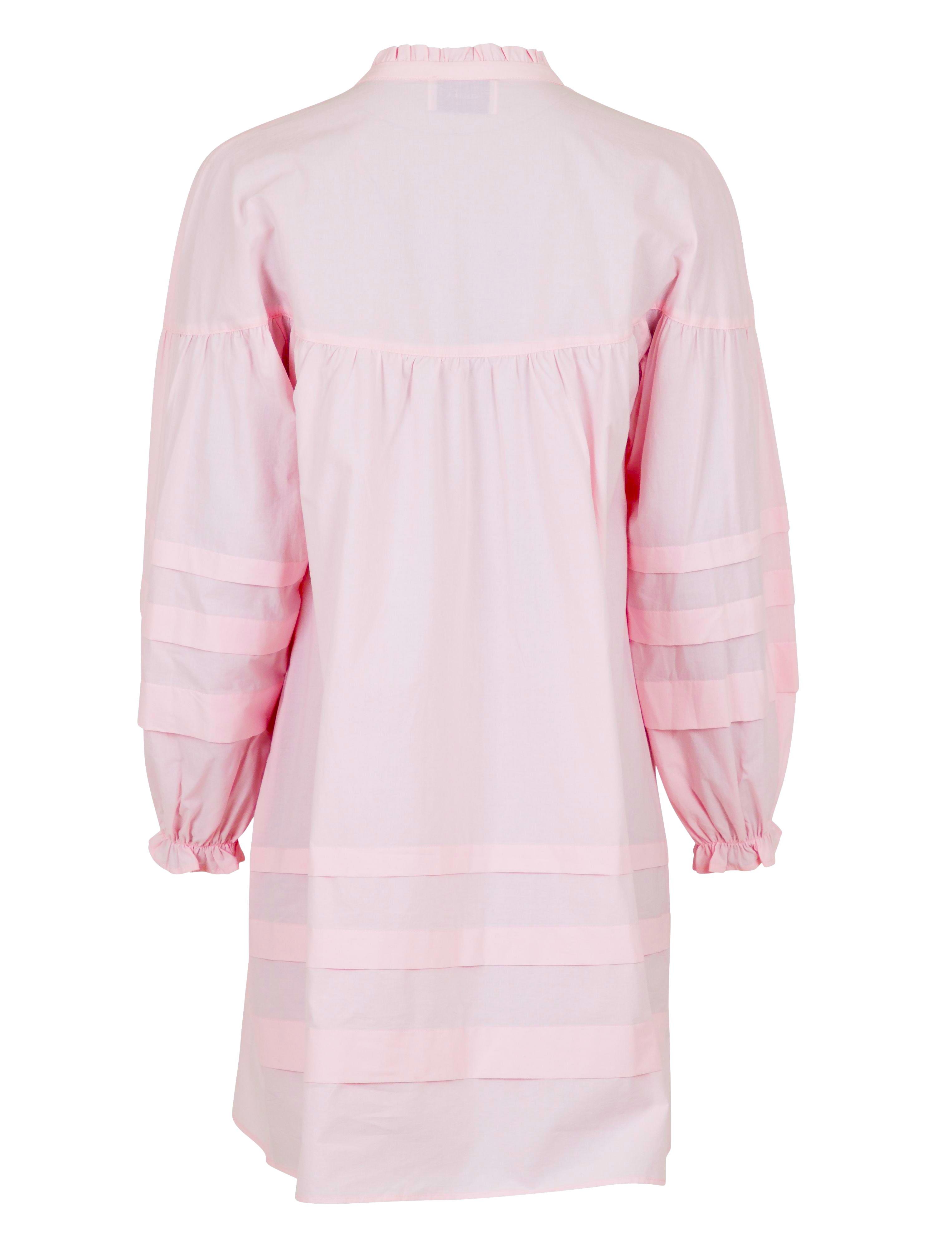 Neo Noir Holly kjole, Light Pink, 38