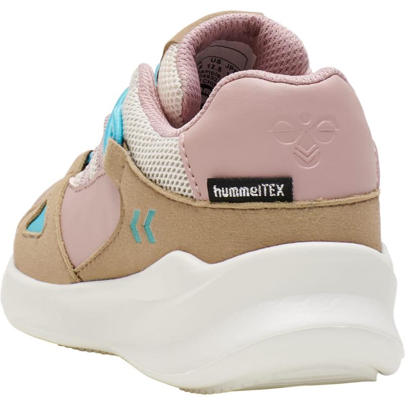 Hummel Bounce Runner Tex Jr. sneakers, marshmallow, 31