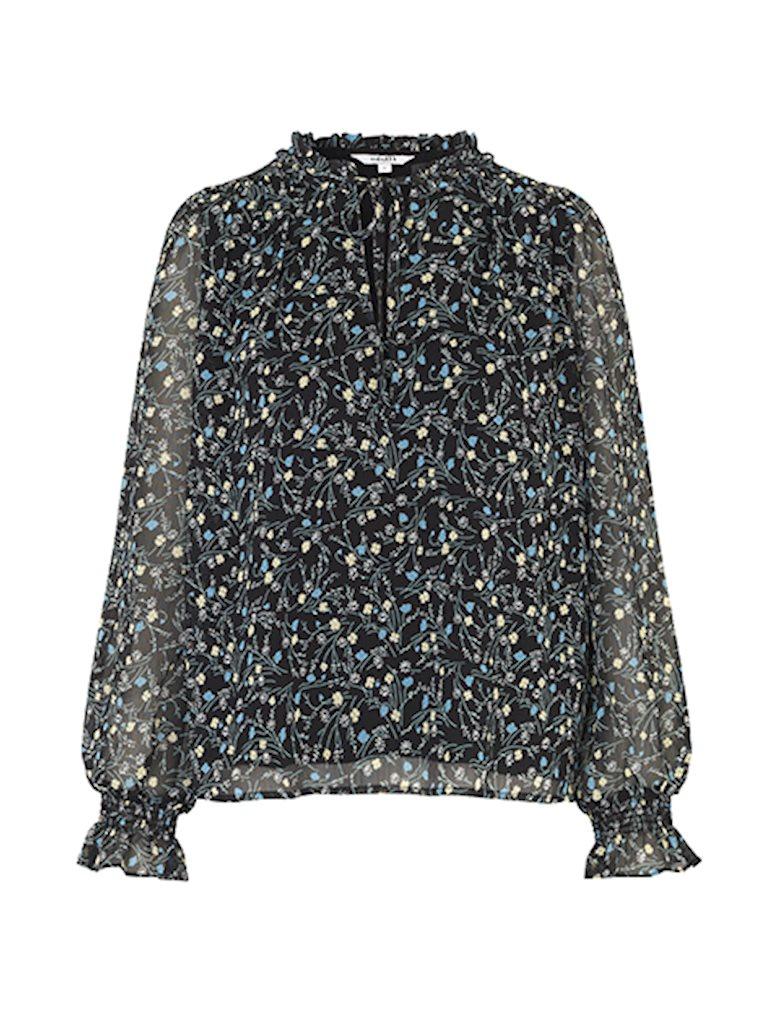 MbyM Veada bluse, kimana print, medium