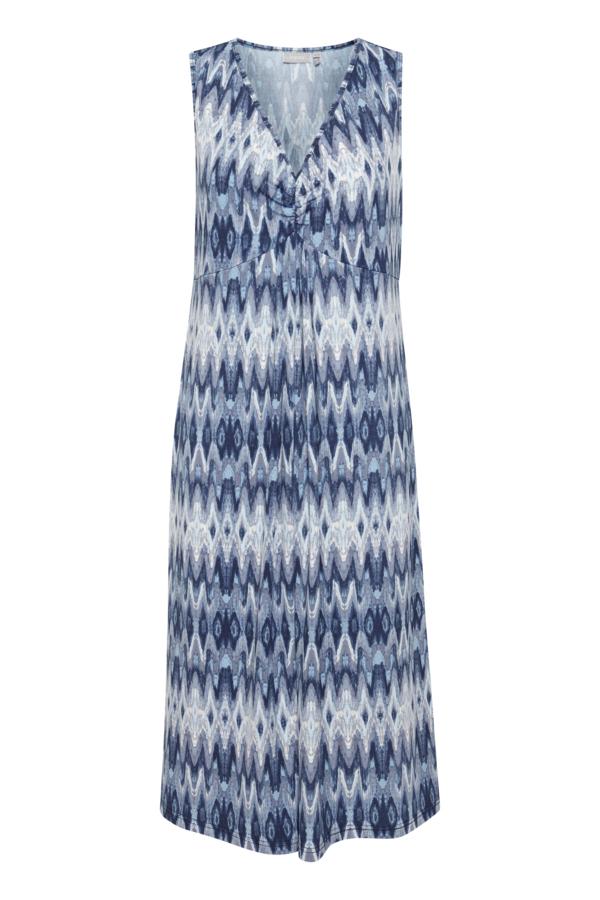 Fransa Jersey kjole