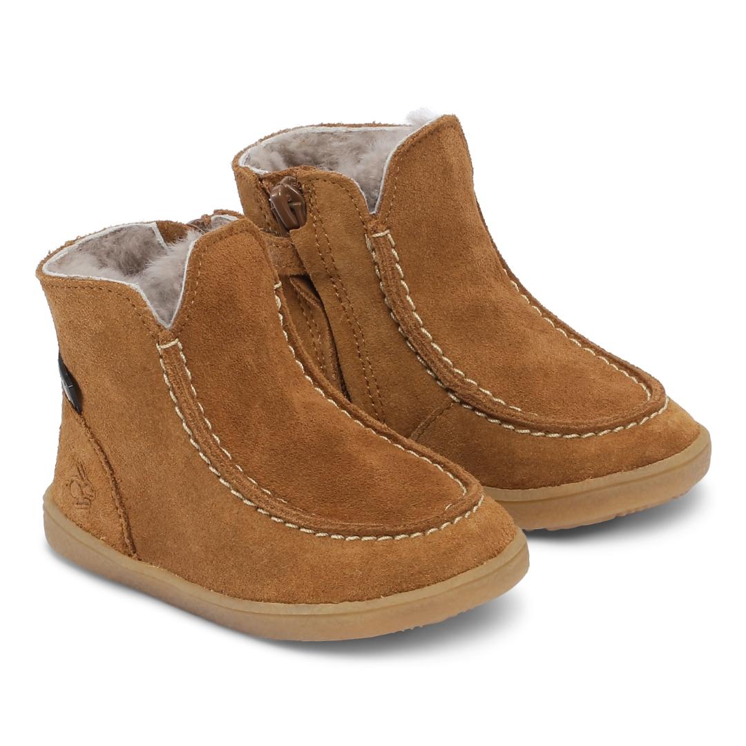 Bundgaard Mocca II støvler, tan, 22