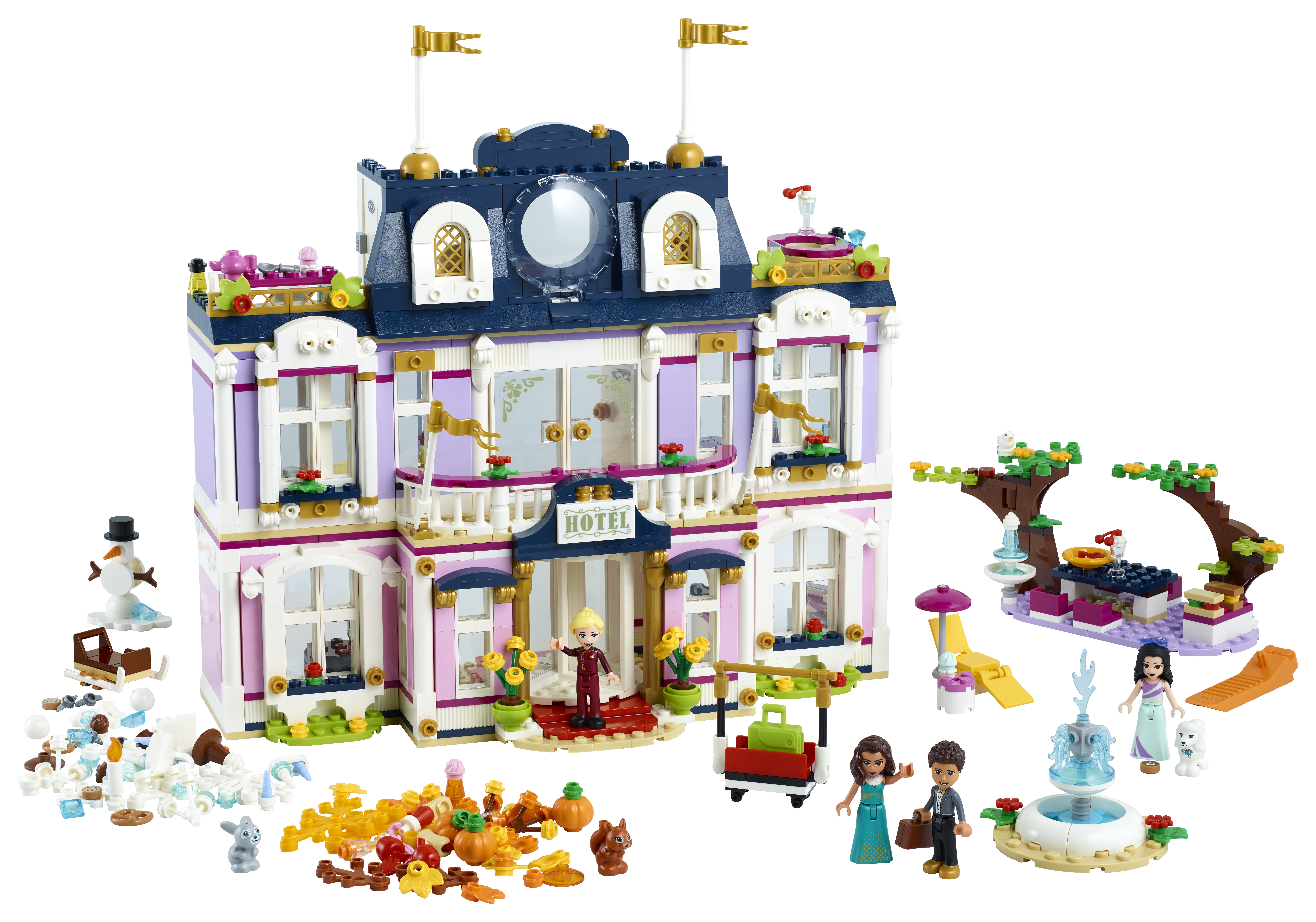 LEGO Friends Heartlake Grand Hotel - 41684
