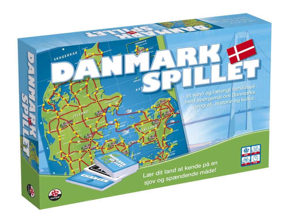 Danspil Danmarks spillet