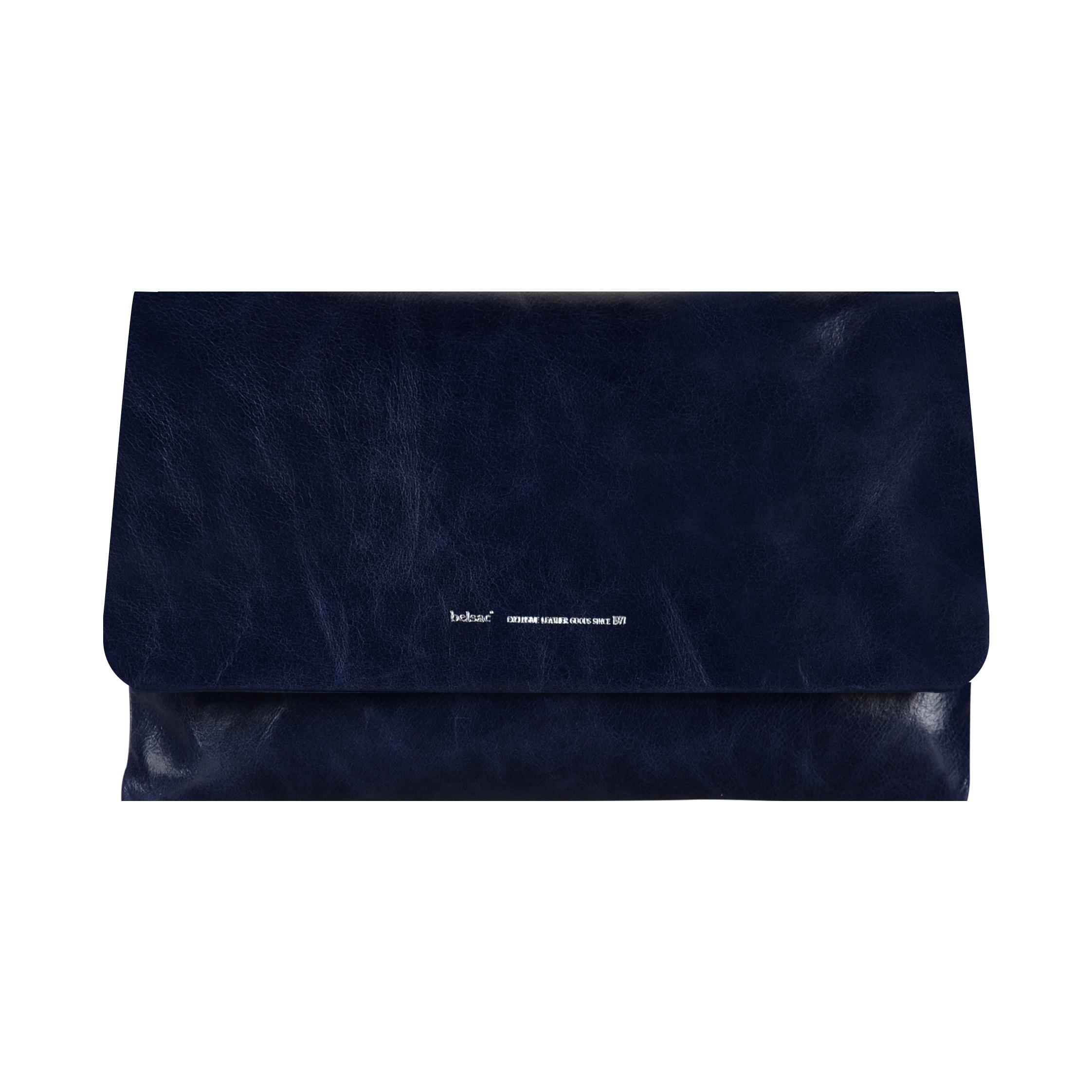Belsac 13401 håndtaske, blå