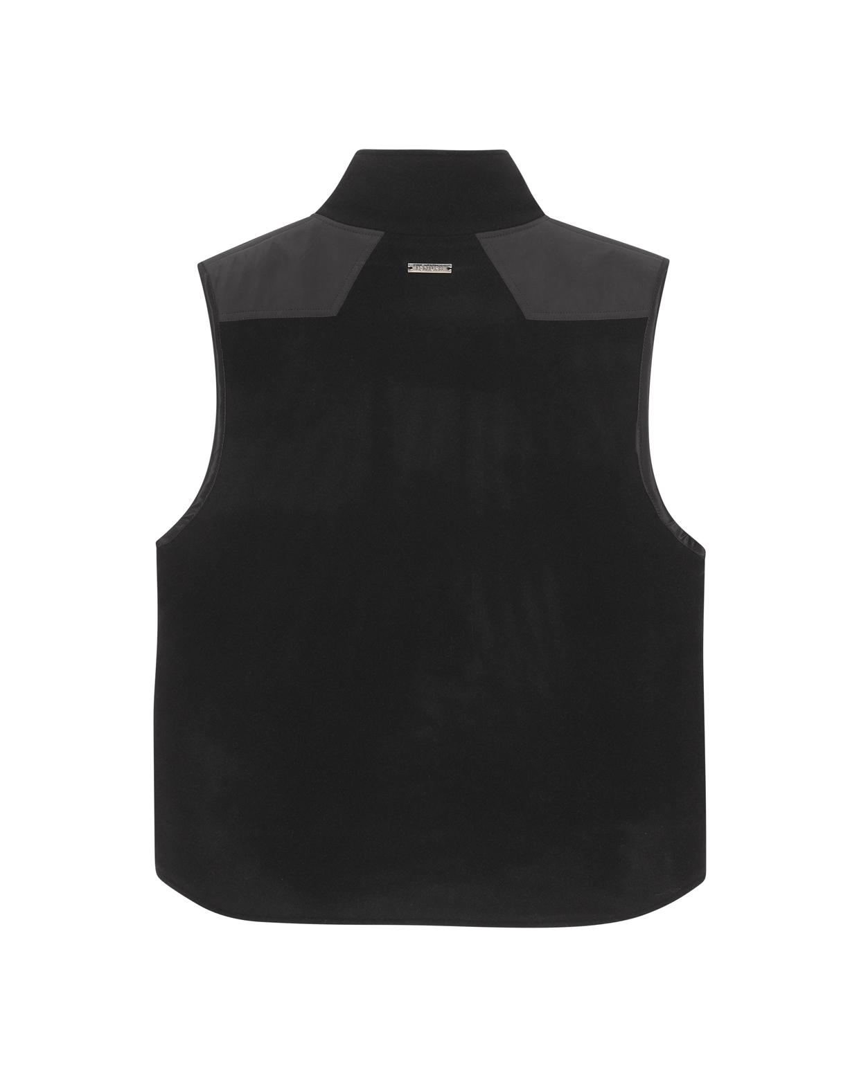 ISNURH Tac Vest, Sort, M