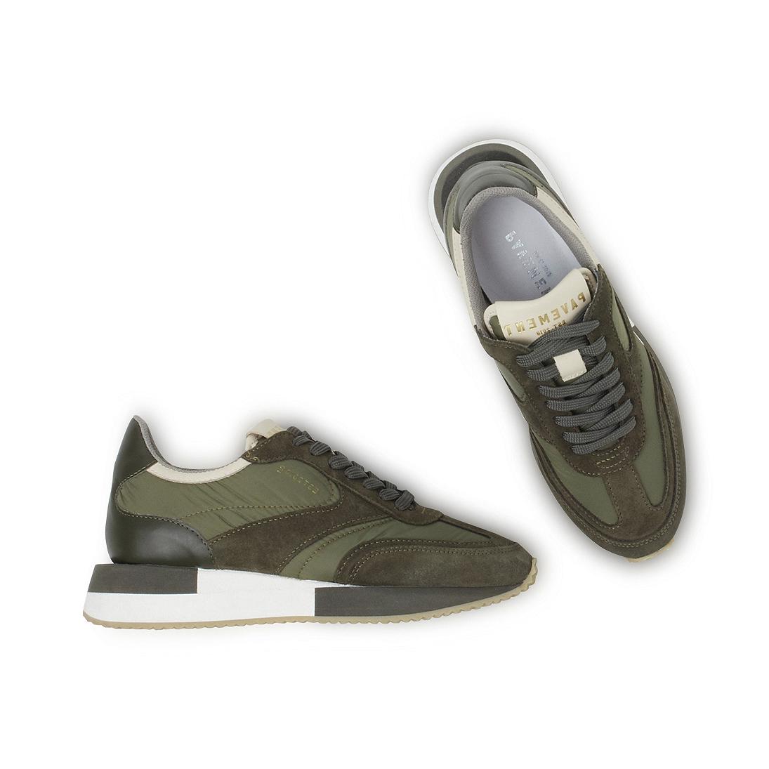 Pavement Ellie sneakers, grøn, 36