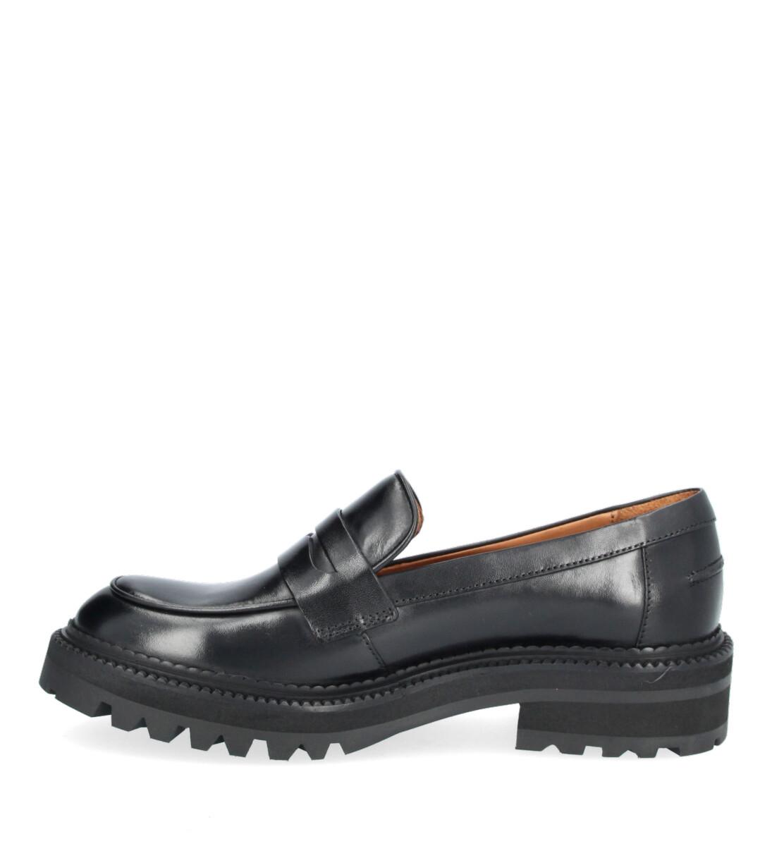 Billi bi A1360 loafer, Black, 36