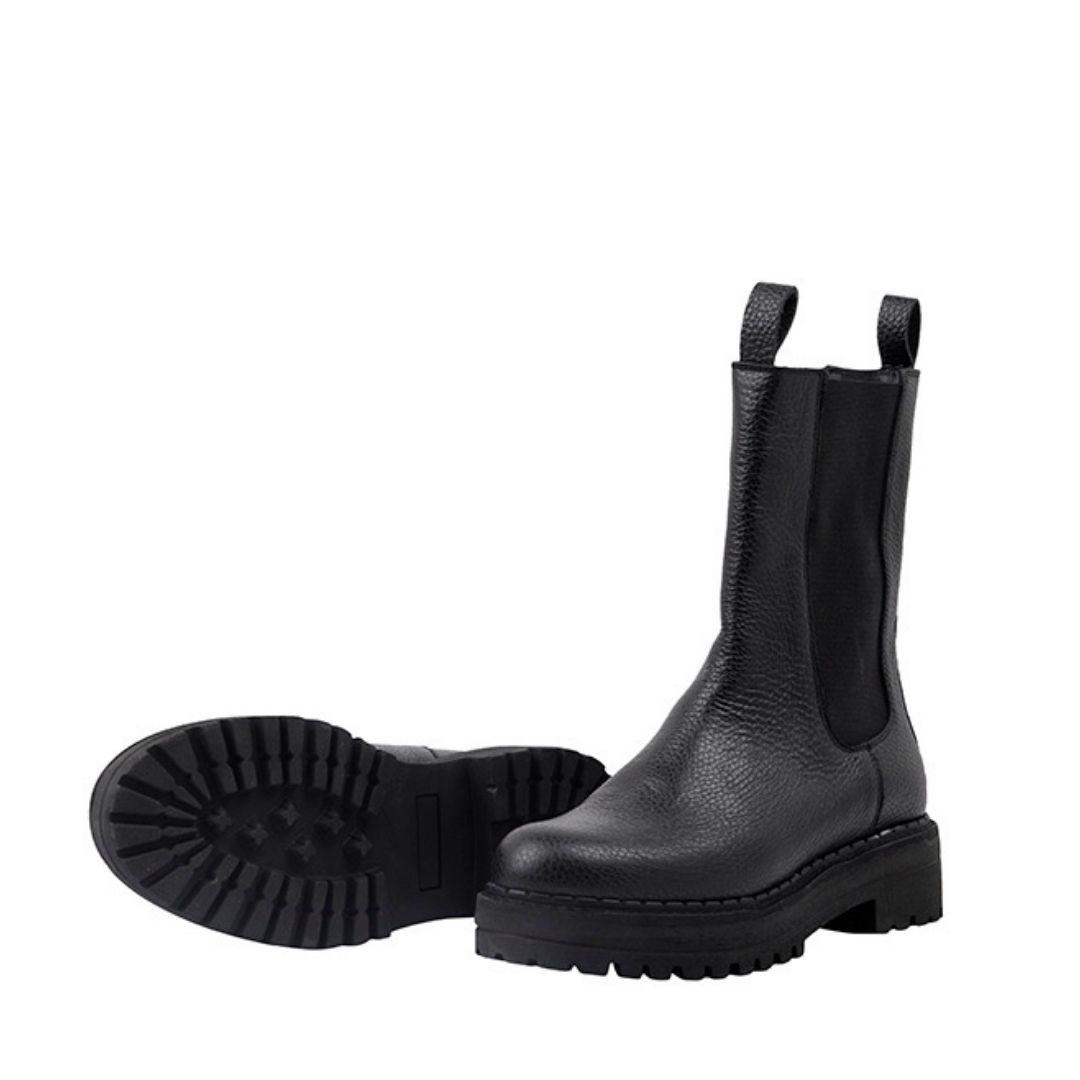 Cashott 24205 Støvle, black, 38