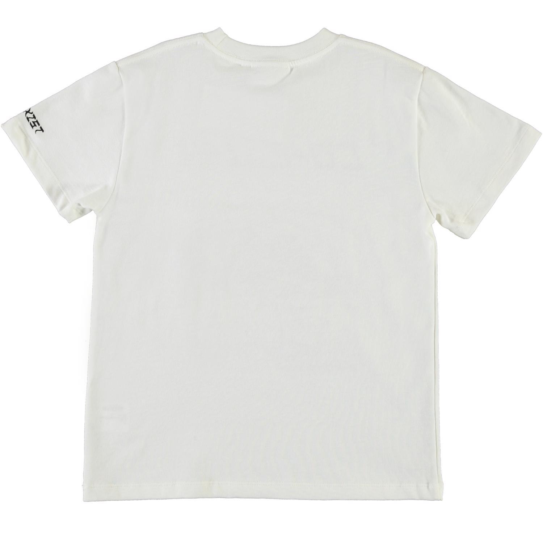 Molo Roxo Techno World t-shirt, white, 116