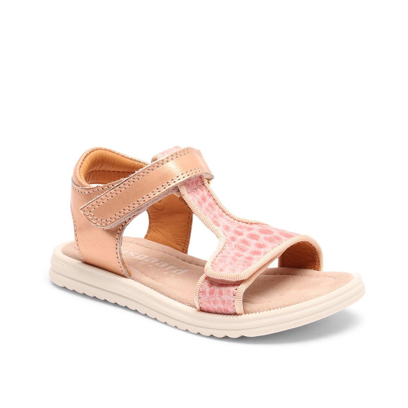 Bisgaard Afia sandal, red, 28