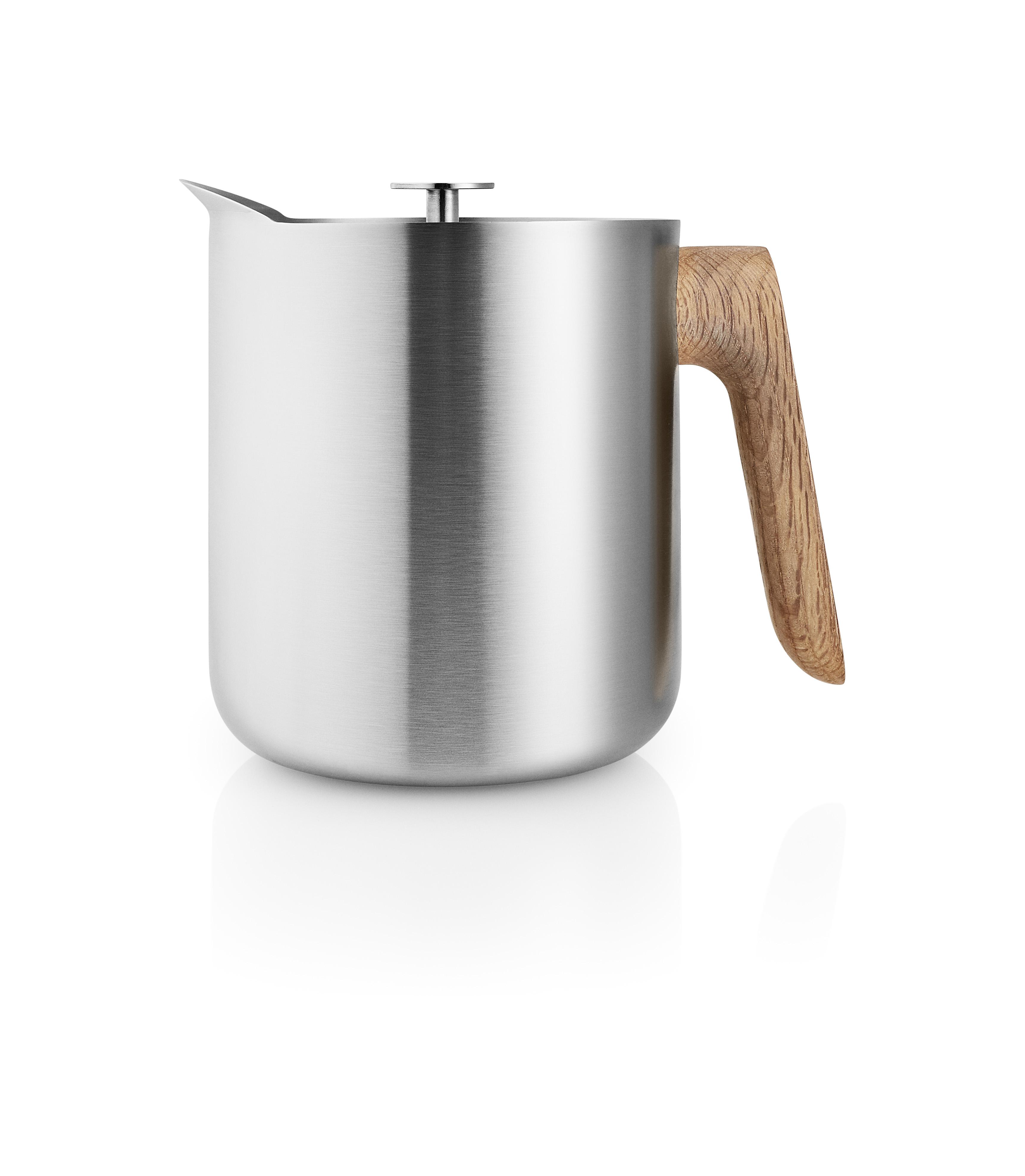 Eva Solo Nordic Kitchen stempelkande til te, 1 liter