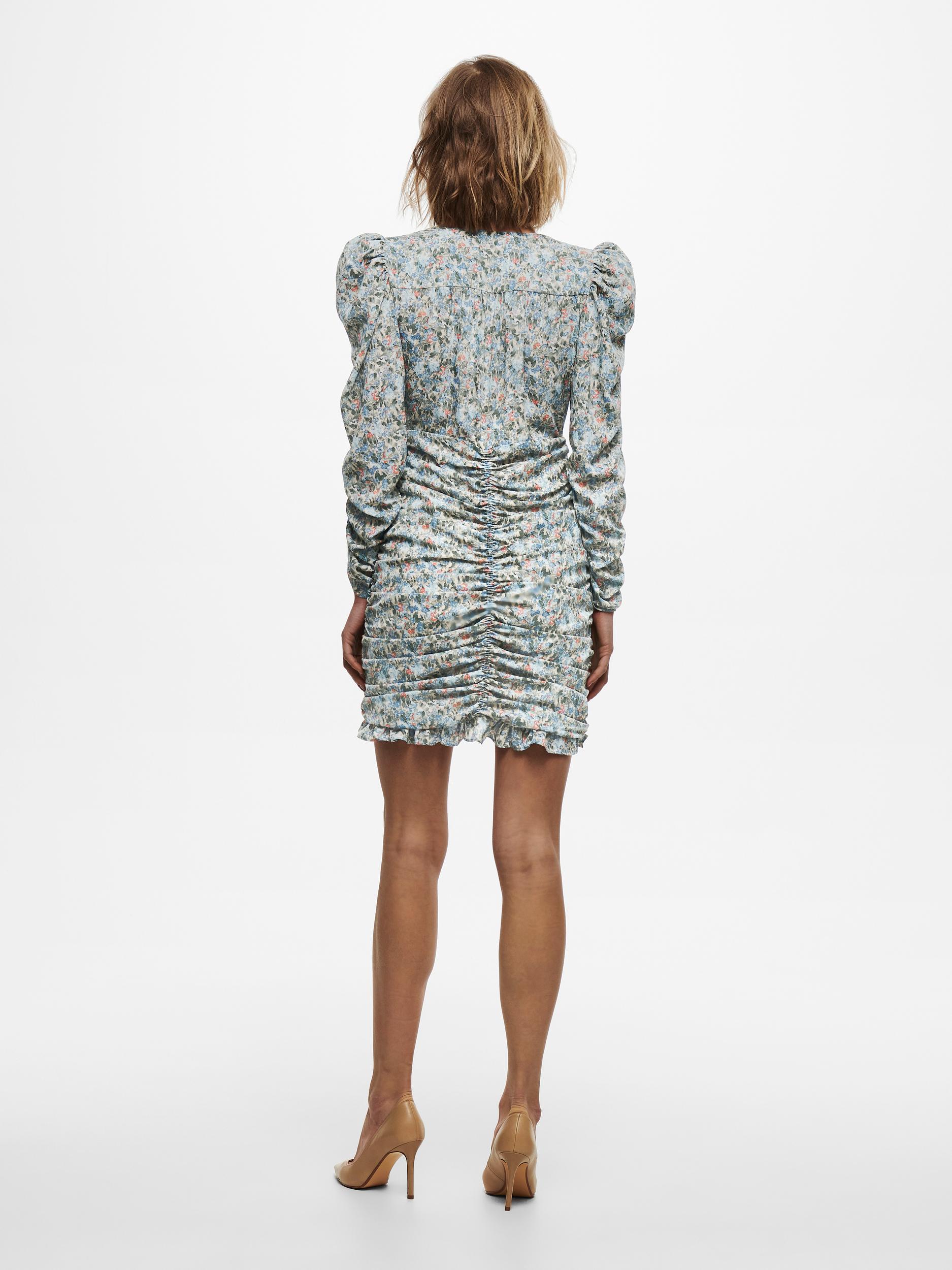 Only Kendall kjole, pumice stone bf, medium