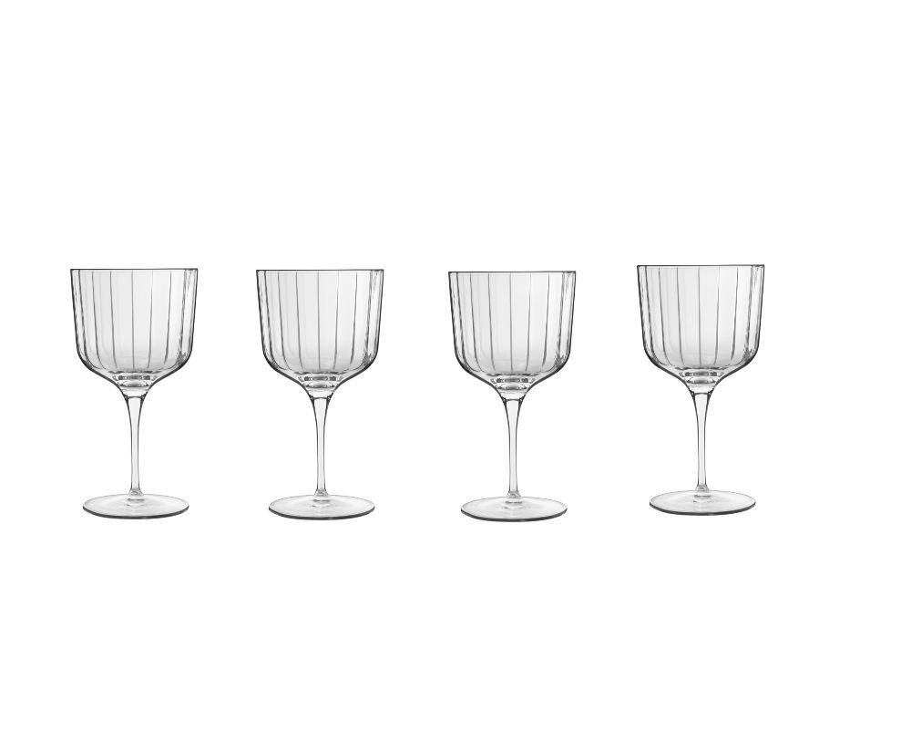 Luigi Bormioli Bach G&T glas, 600 ml, 4 stk