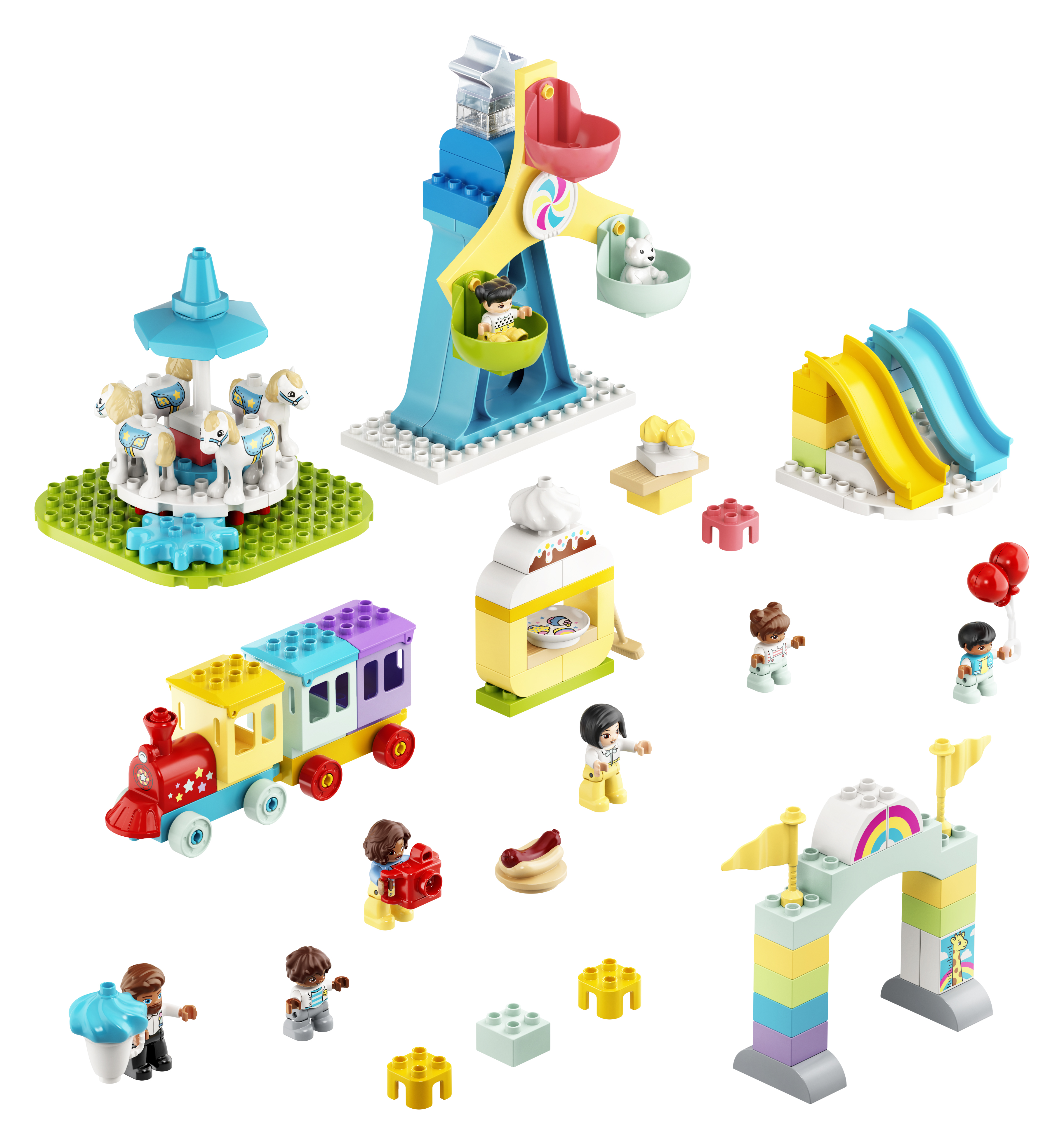 LEGO DUPLO Forlystelsespark - 10956