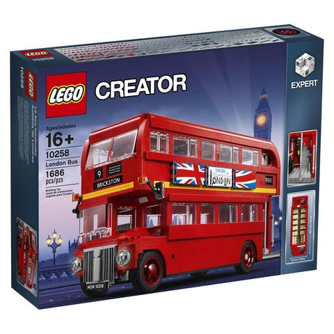 LEGO Creator London bus - 10258