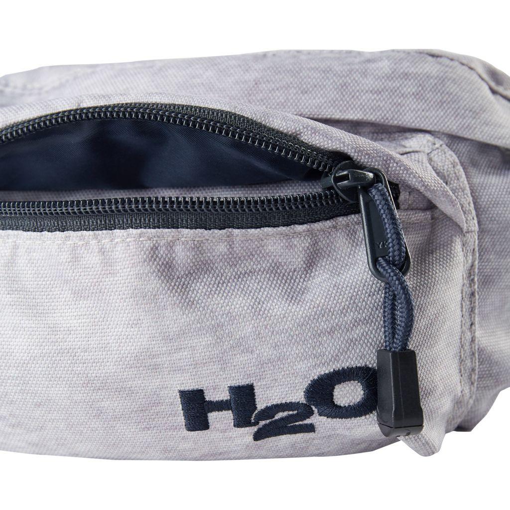 H2O Lind Waist Bag, grey melange, one size