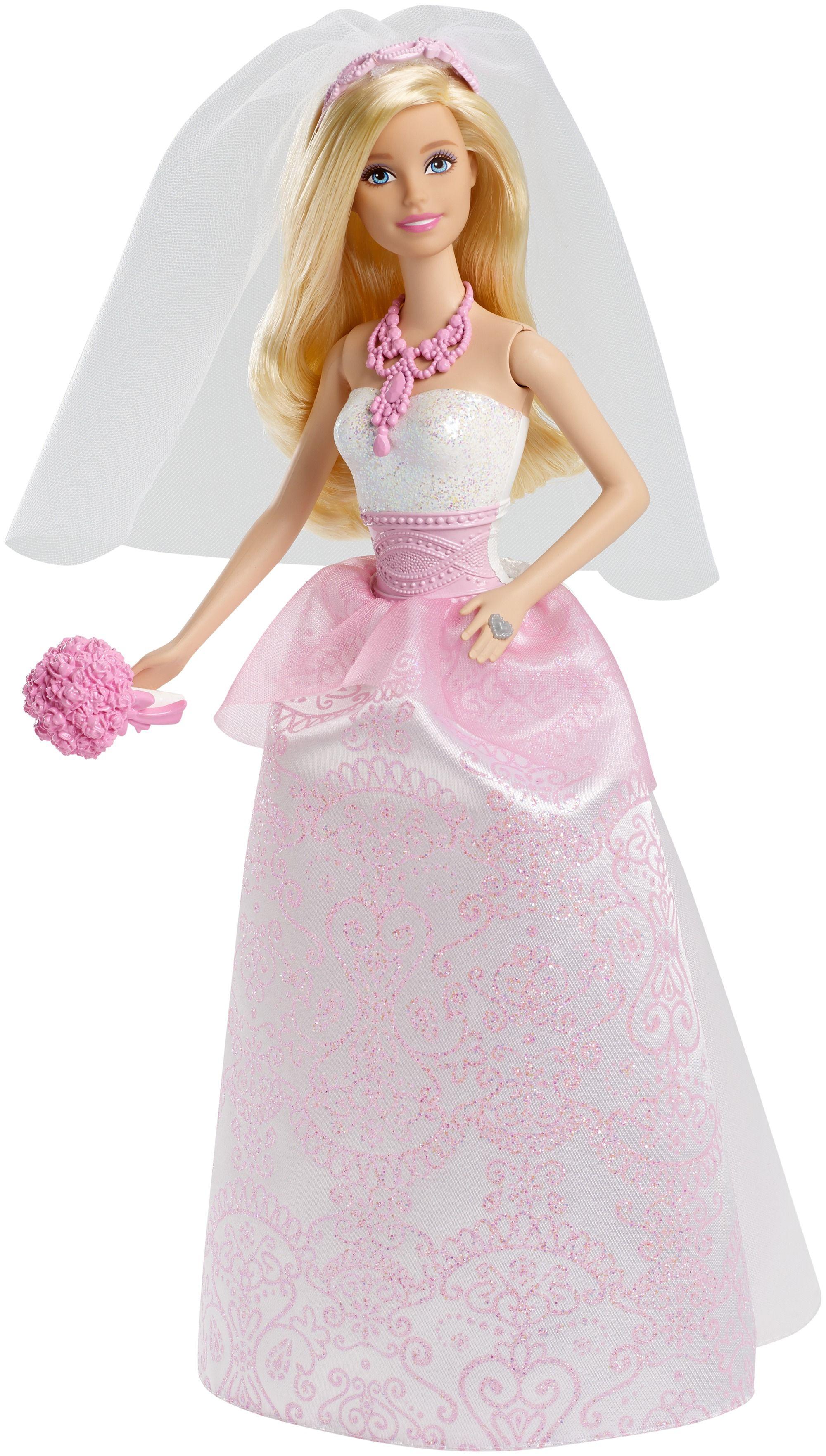 Barbie brudedukke