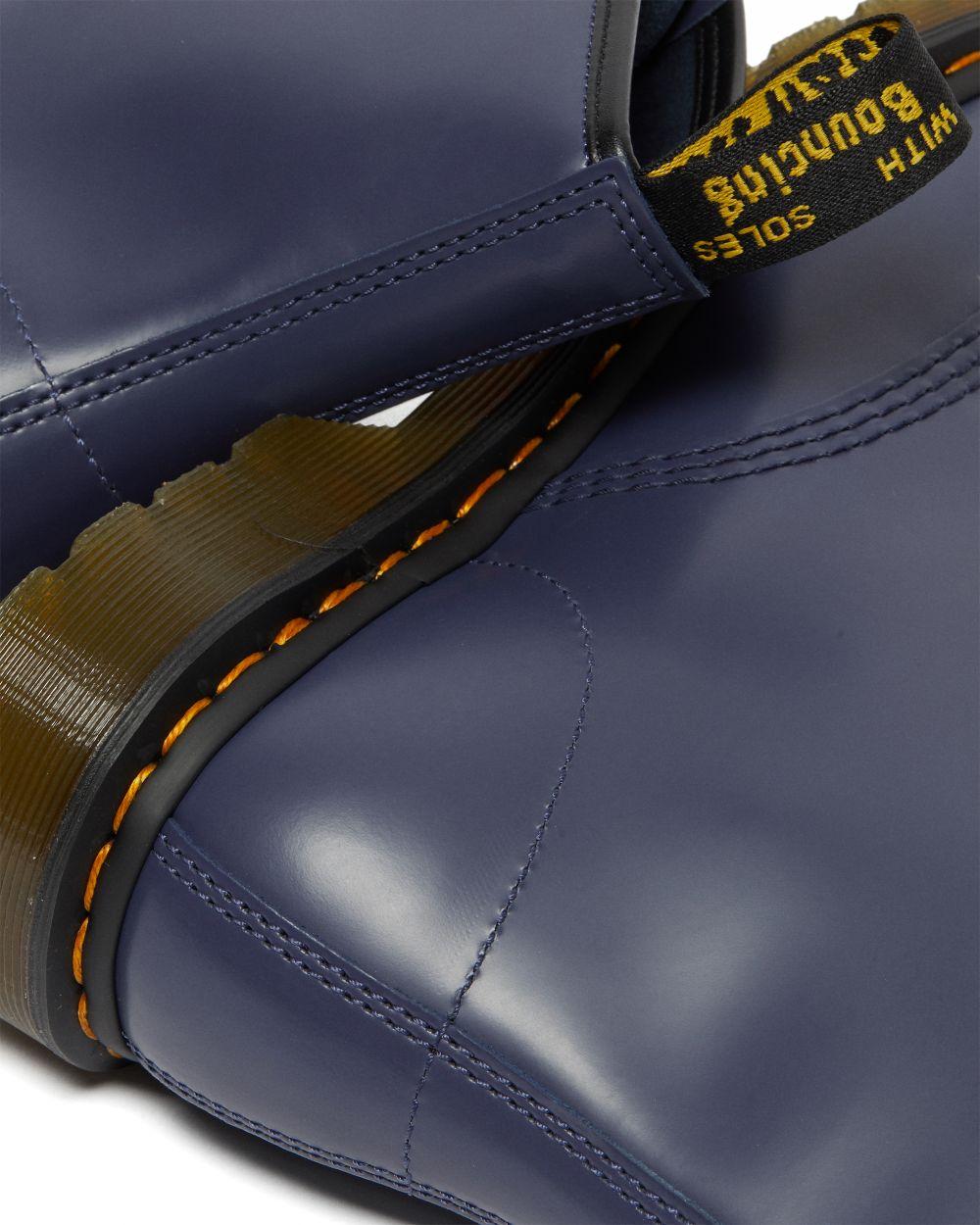 Dr. Martens 1460 støvle, indigo, 44