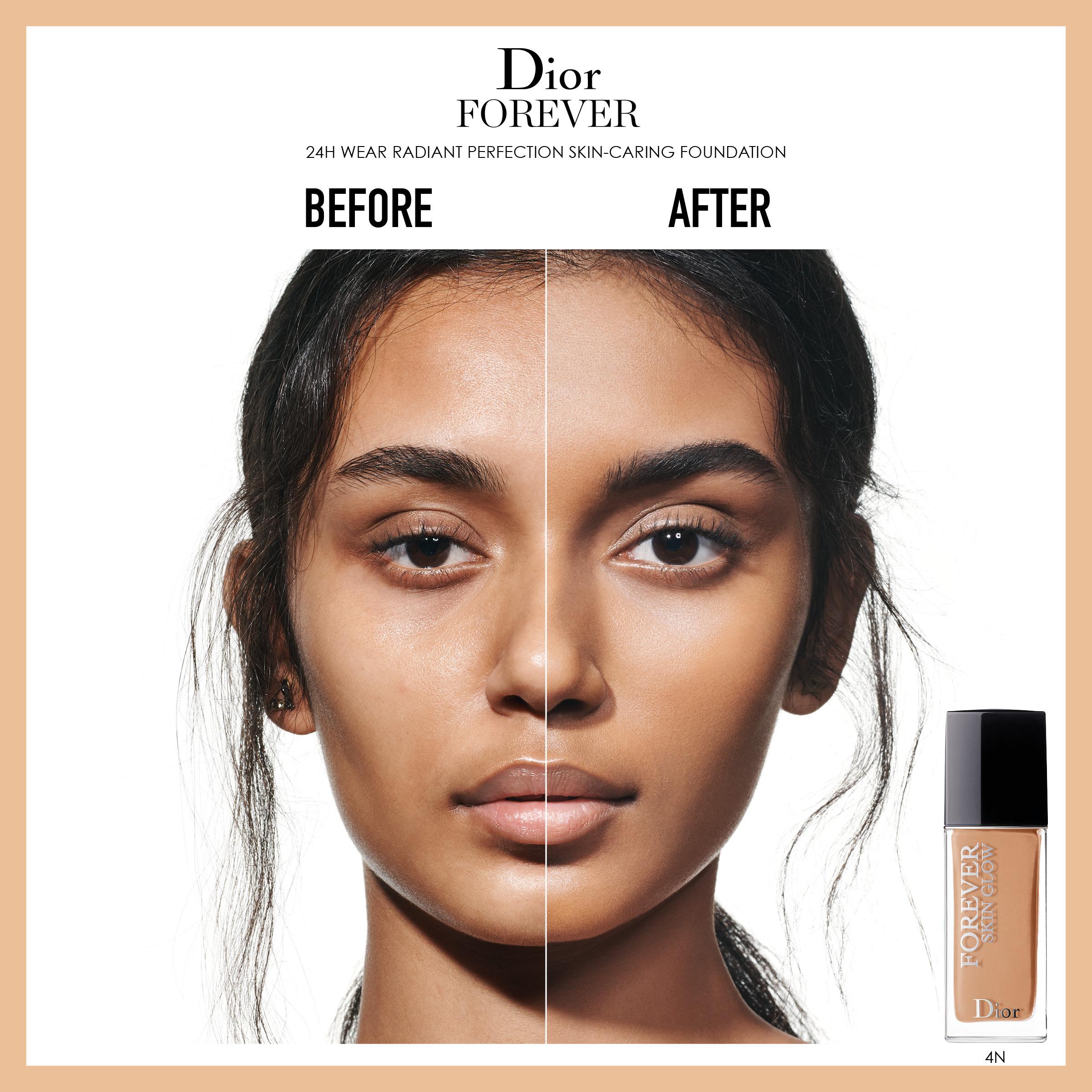 DIOR Forever Skin Glow Foundation, 4 Warm