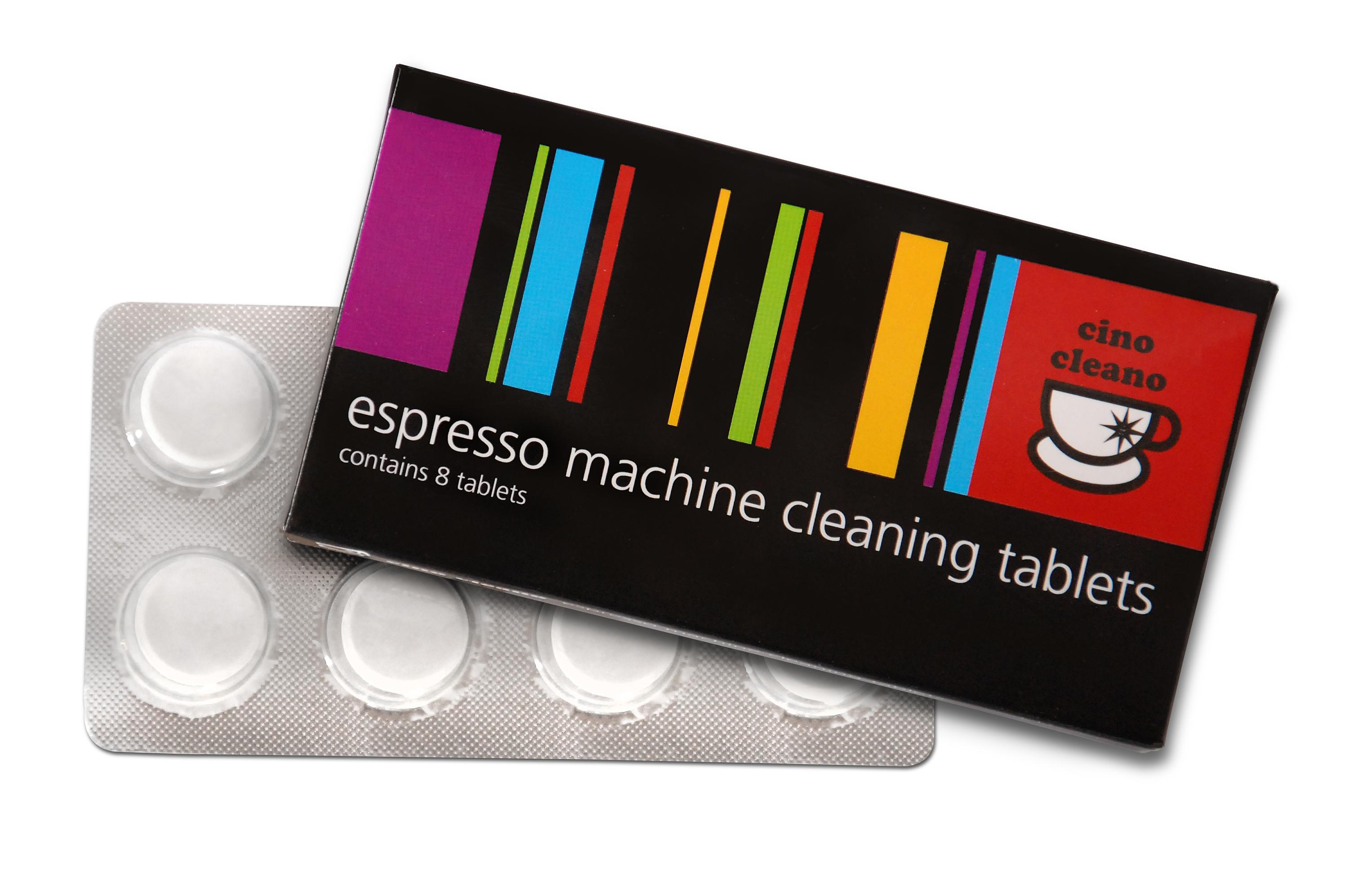 Sage BEC250UK rensetabletter til espressomaskine, 8 stk