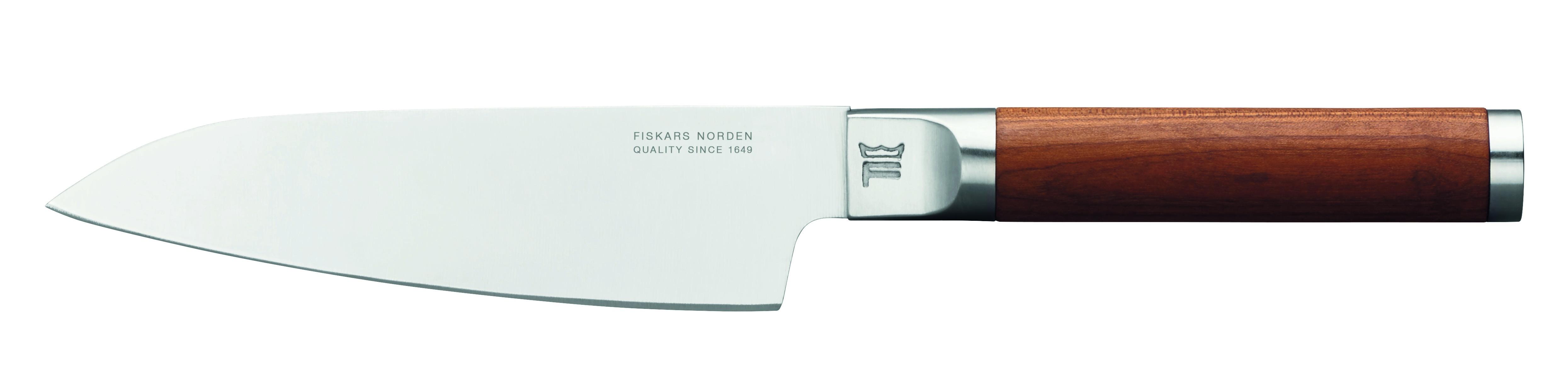 Fiskars Norden kokkenkniv, 12,5 cm