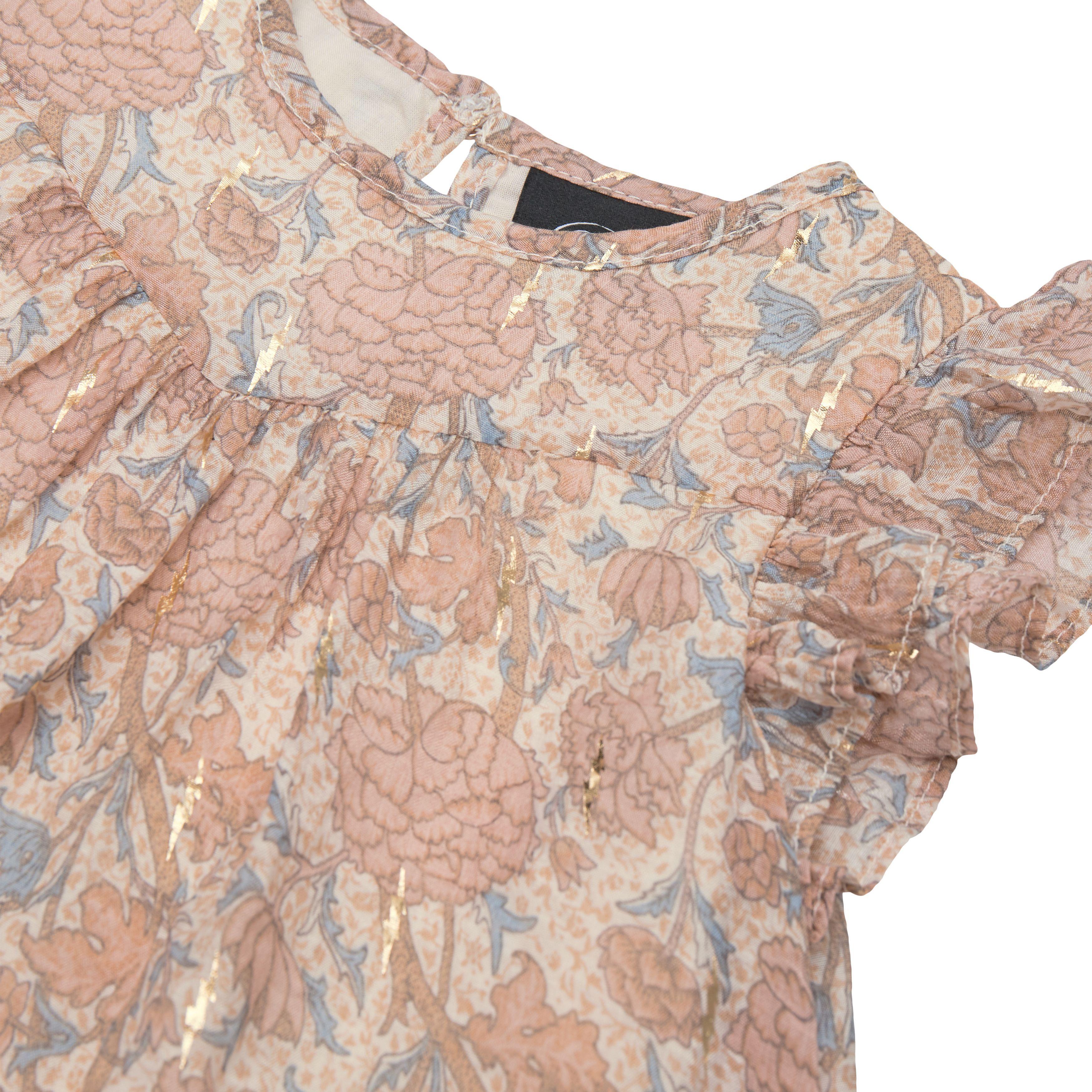 Petit by Sofie Schnoor Francine kjole, light rose, 80