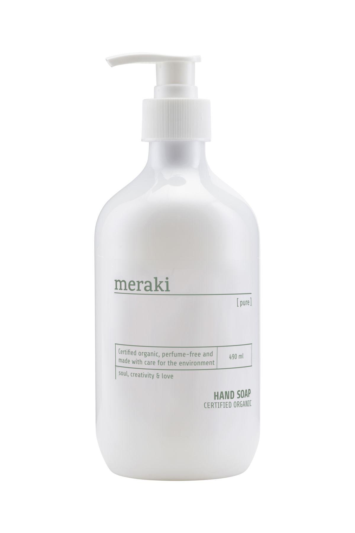 Meraki Pure Hand Soap, 490 ml