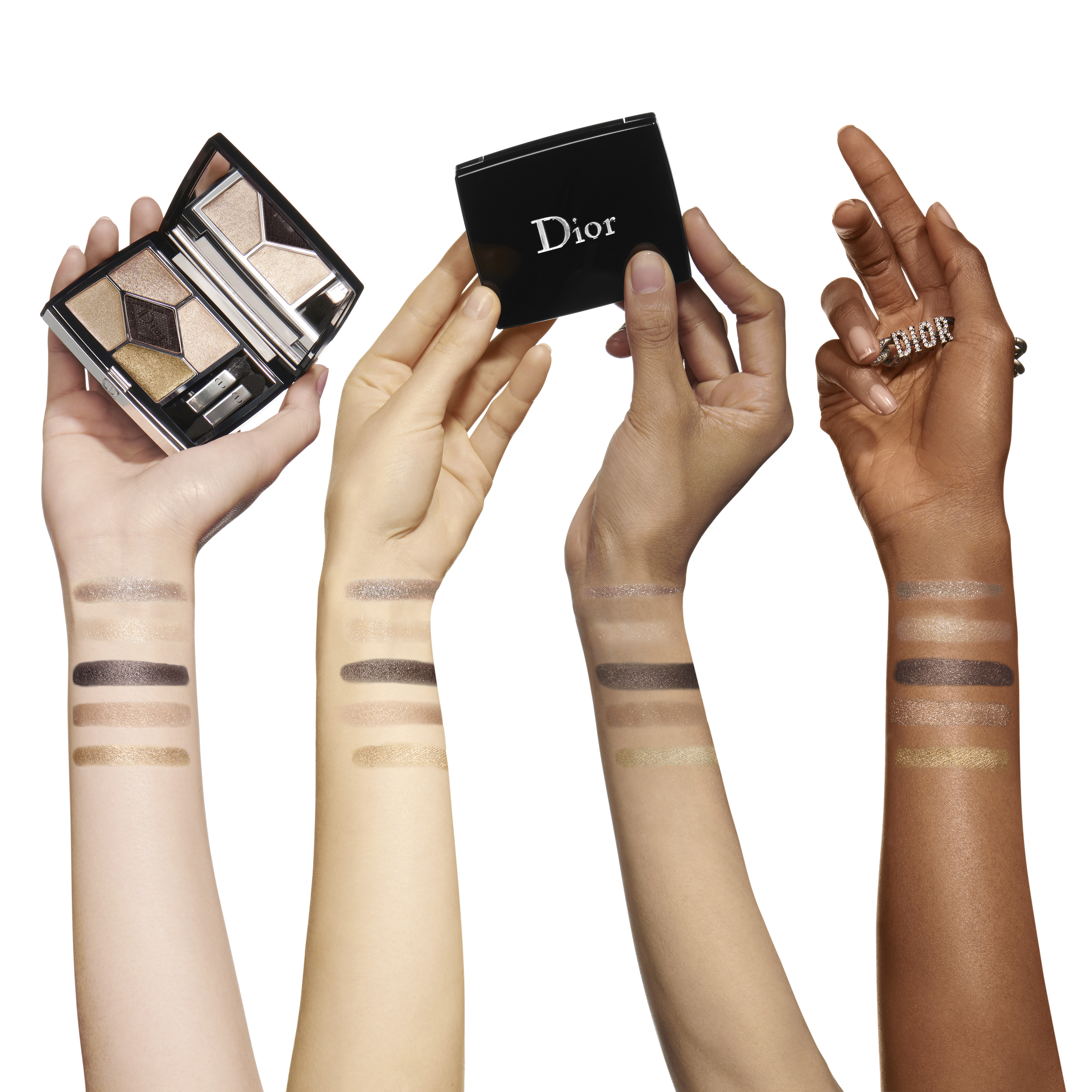 DIOR 5 Couleurs Couture Palette, 539 grand bal