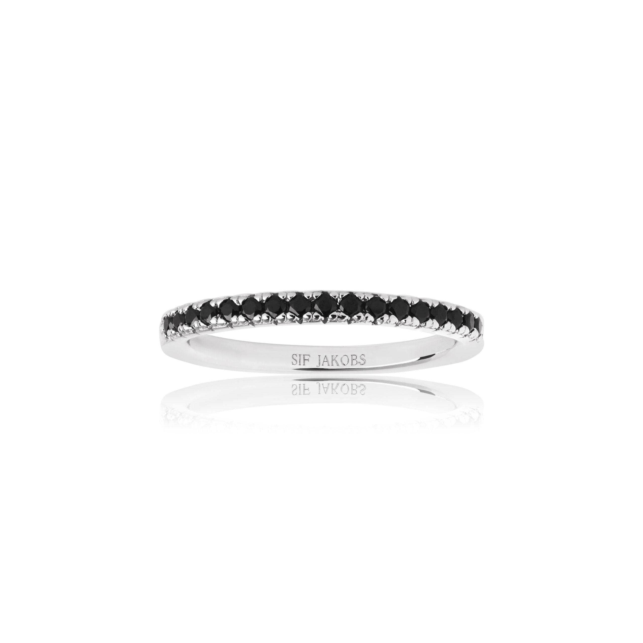 Sif Jakobs Jewellery Ellera ring, sølv, 54