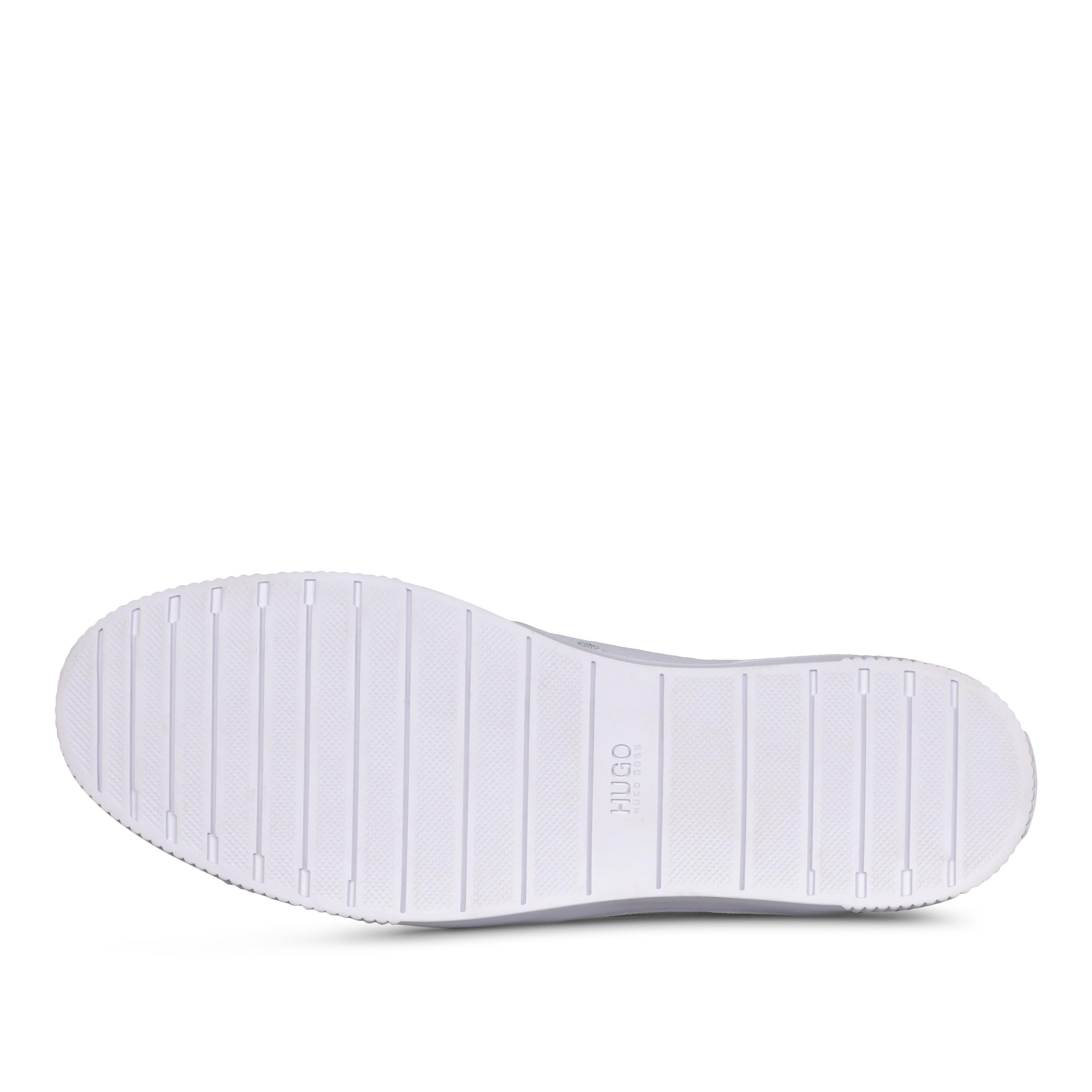 Hugo Boss Tennis-style sneakers, white, 41
