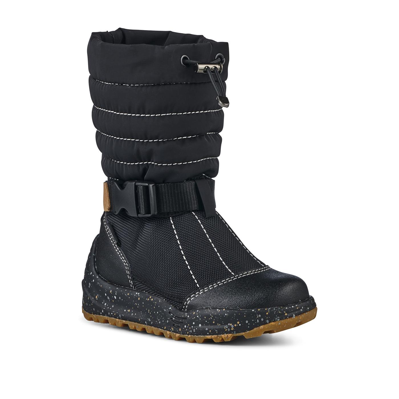 Woden WK088 Boots 27 020, Black