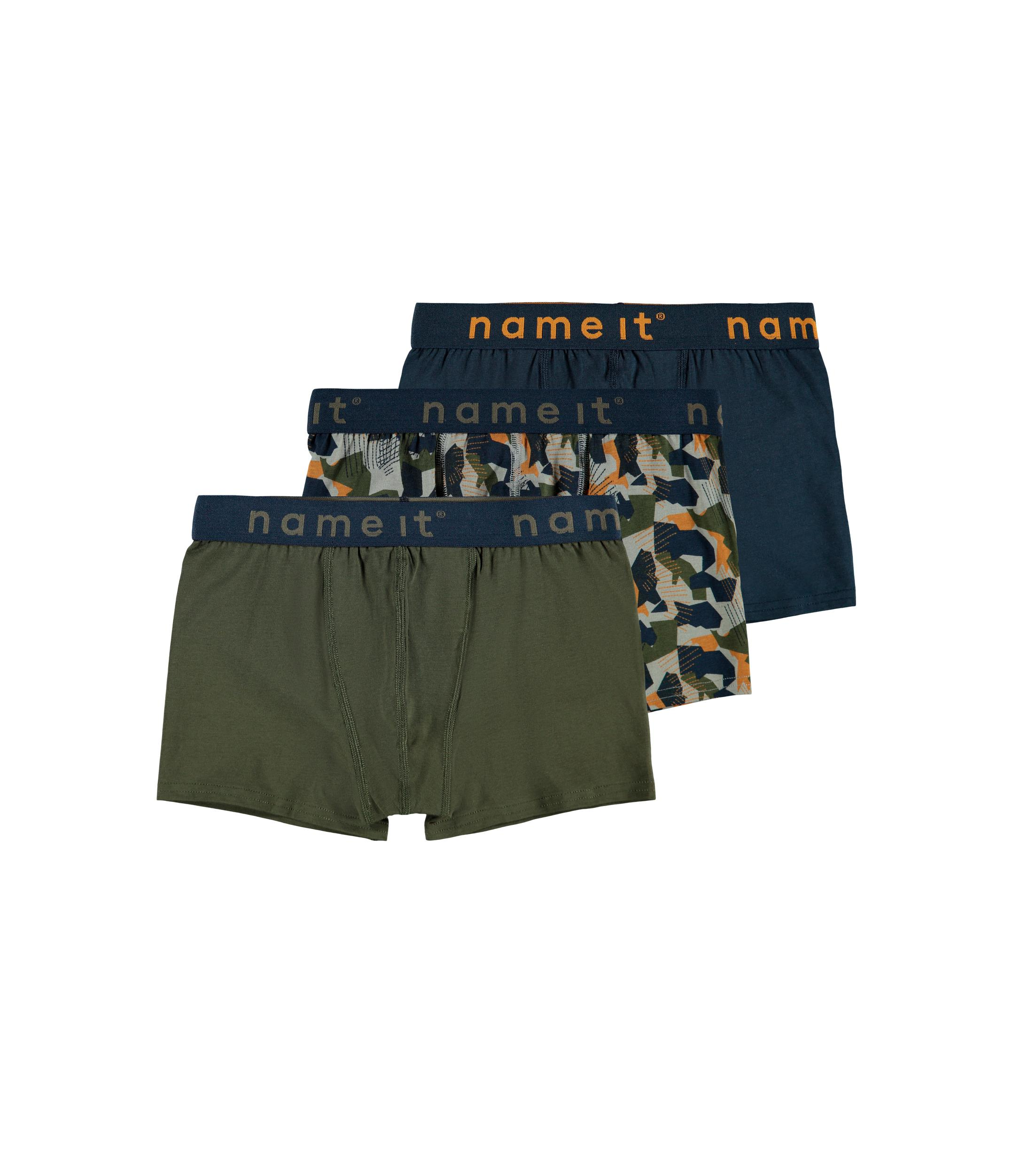 Name It 3-pak boxershorts