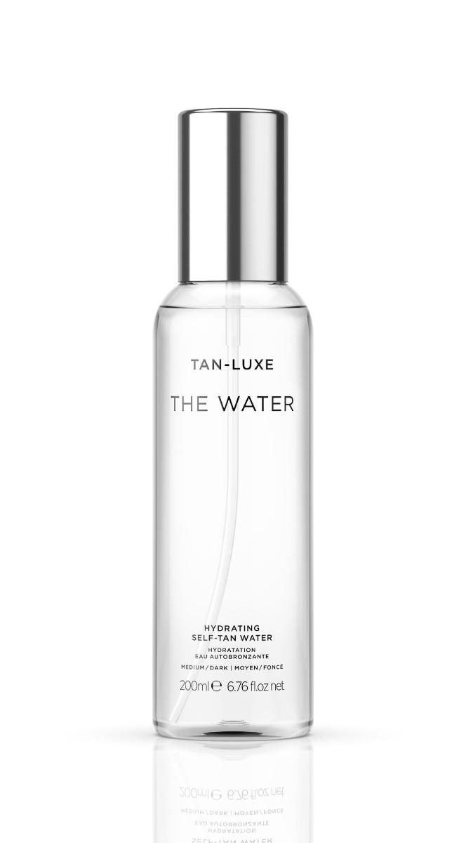 Tan Luxe The Water selvbruner eliksir, 200 ml, medium