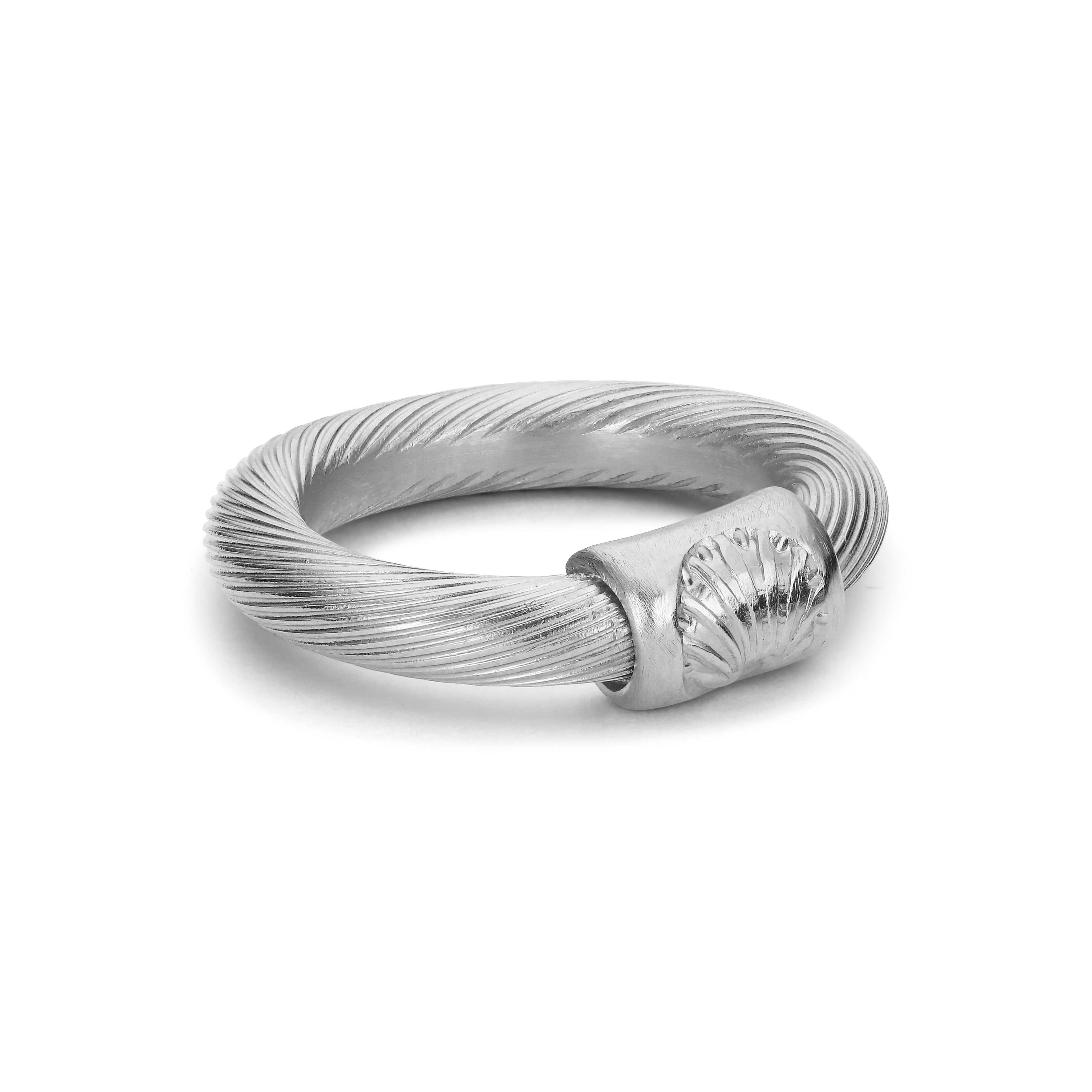 Jane Kønig Salon ring Big, sølv, 50