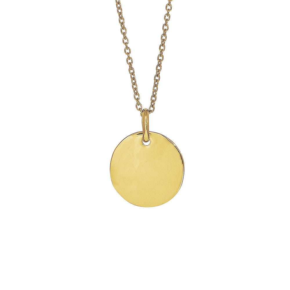 Nordahl 825 763-3 halskæde, guld