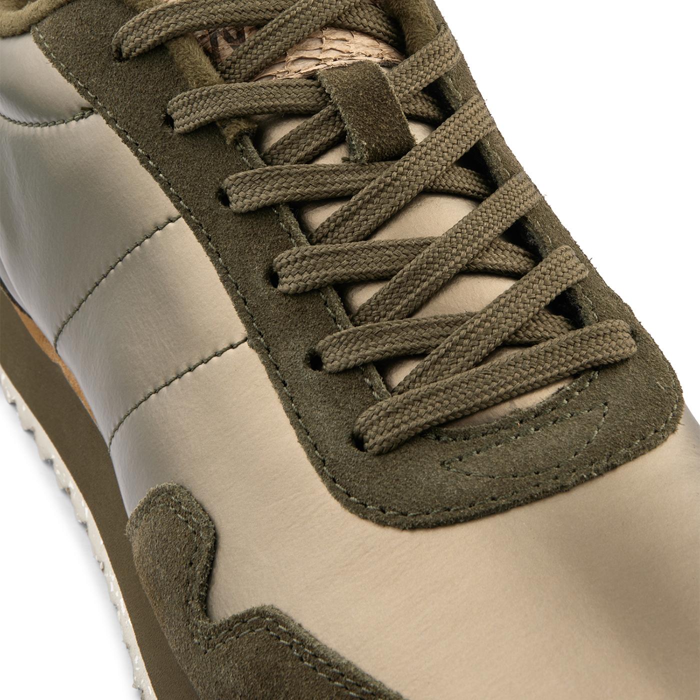 Woden Sneakers, Grøn, 38