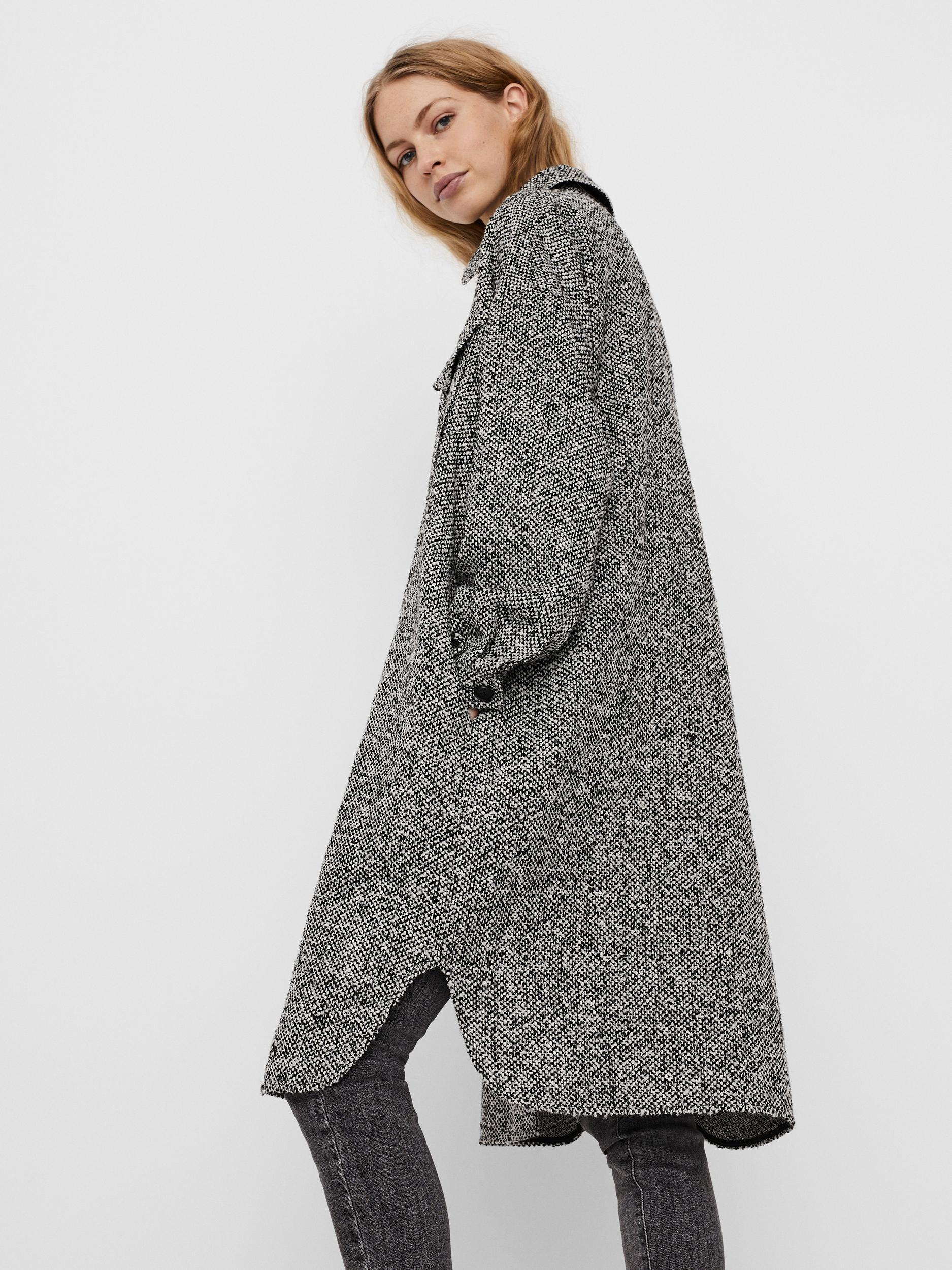 Vero Moda Rosie frakke, black, small