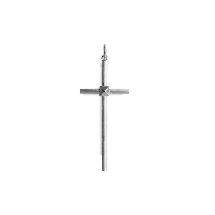 Jane Kønig small Simple Cross vedhæng